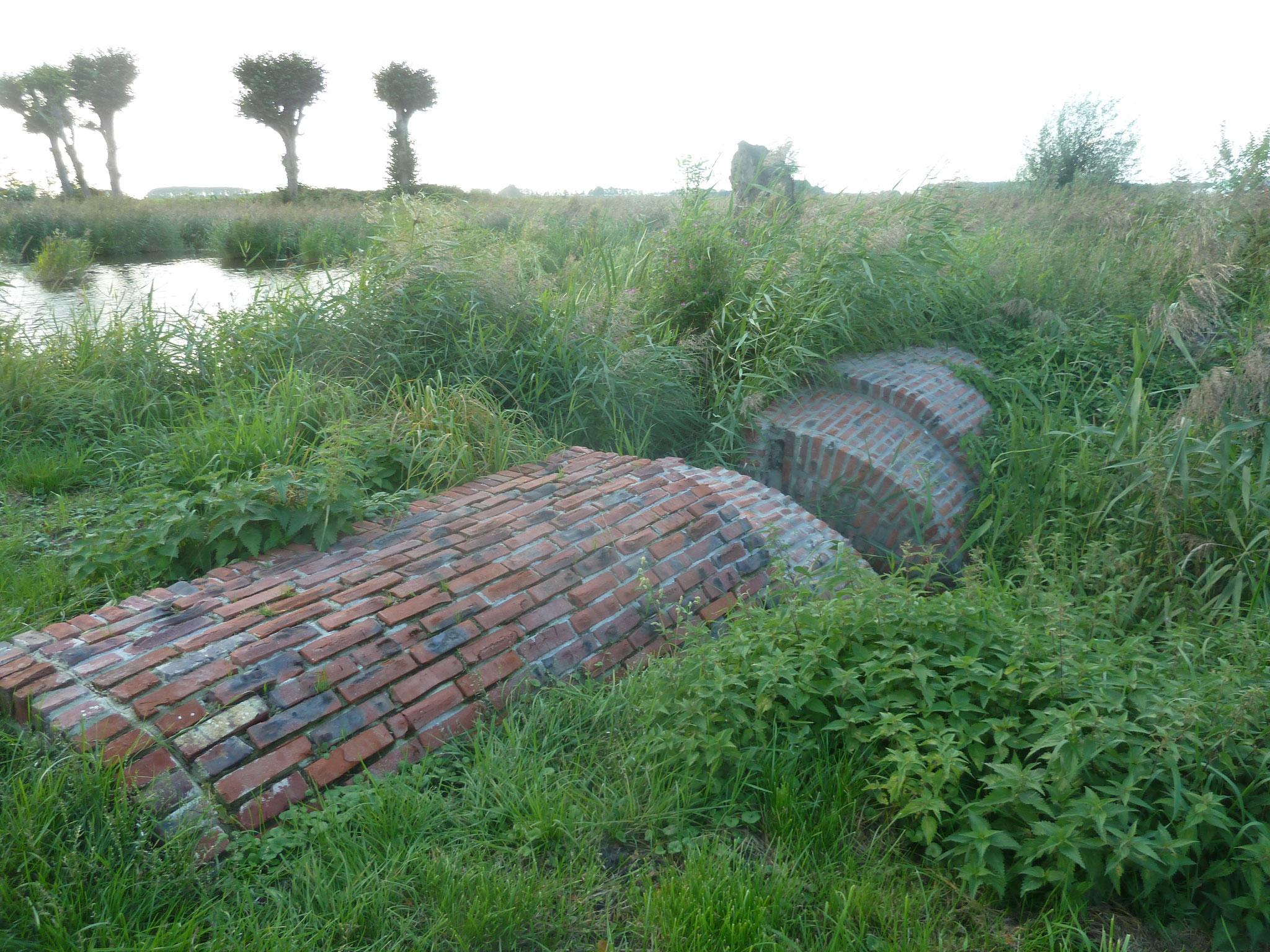 Noch gibt es einen Wasseraustausch am Oudeschanzker Kolk