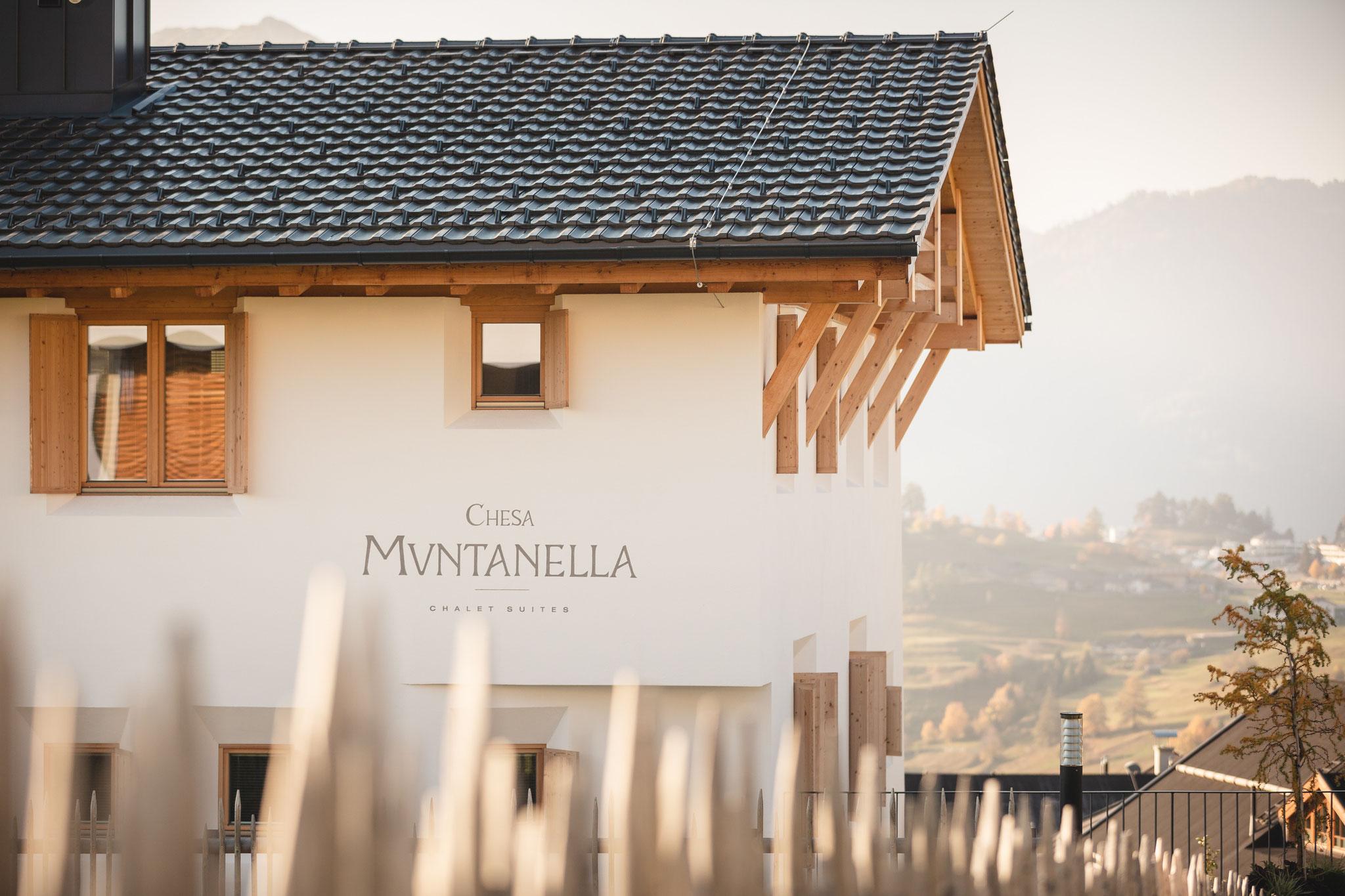 Chalet mit modernen Chalet Suites in Fiss - Chesa Muntanella