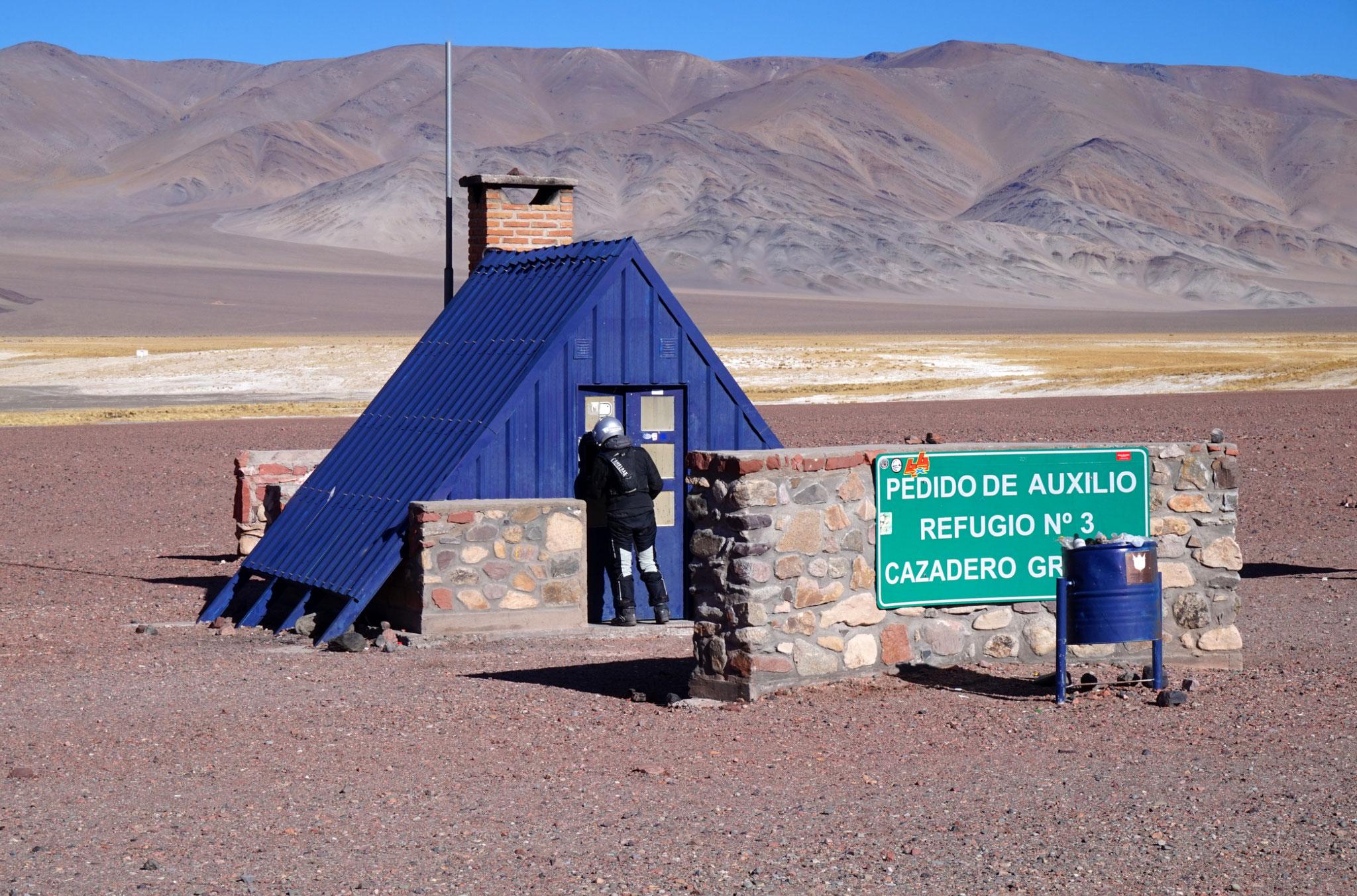 Refugio - Ein Unterschlupf, falls es mal nicht weiter geht