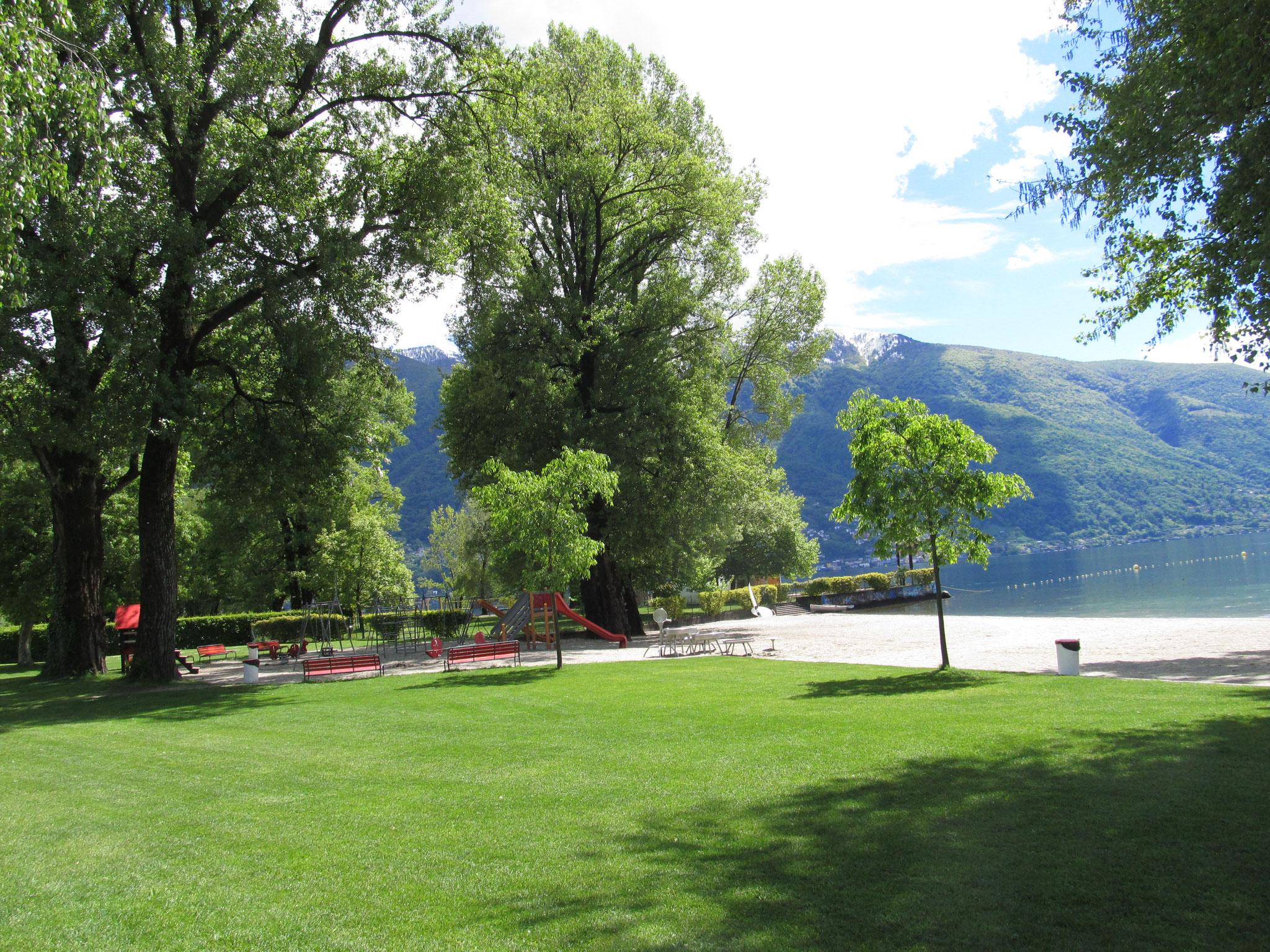 Bagno publicco in Ascona