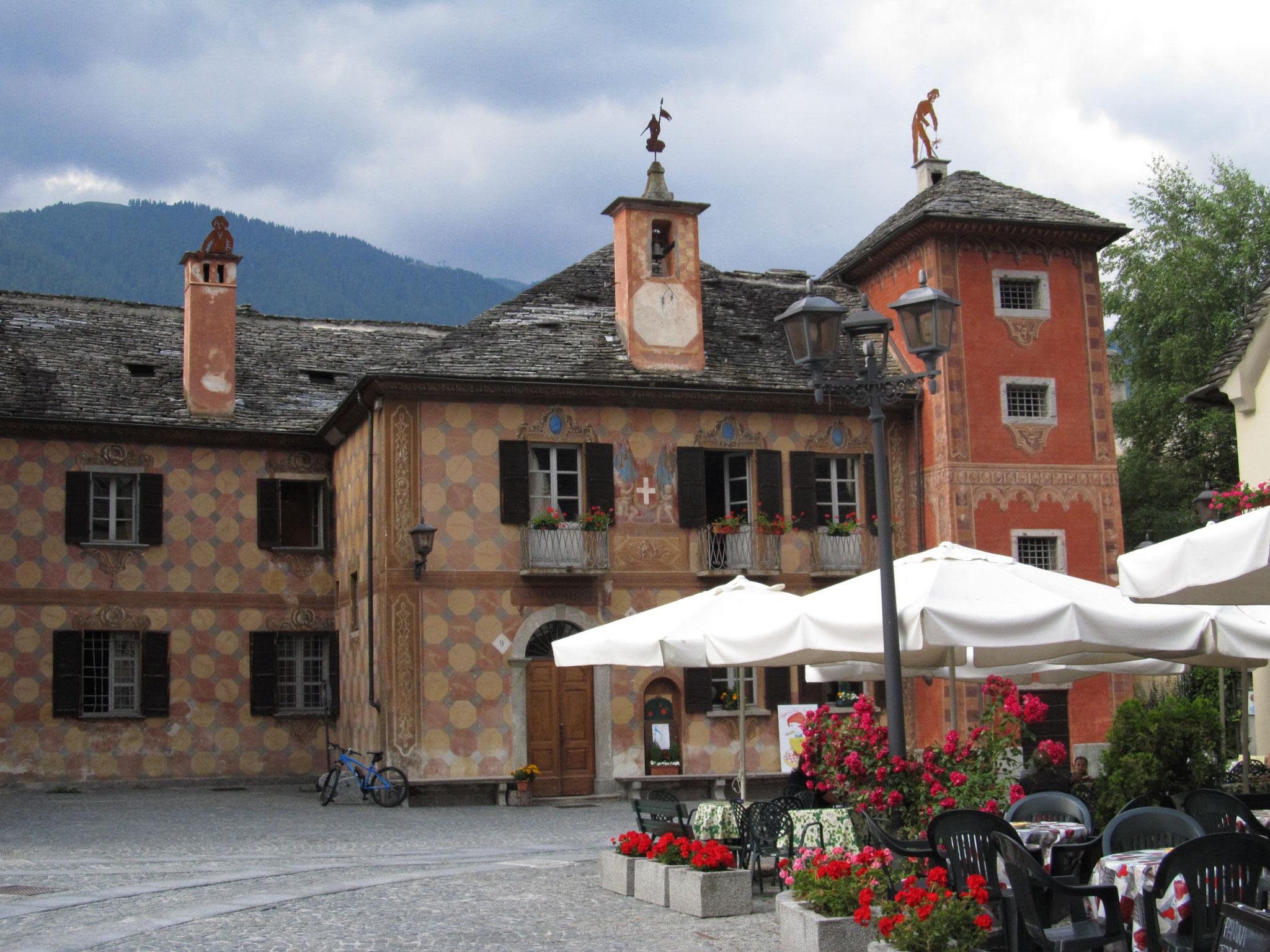 Schornsteinfegerdorf - Santa Maria Maggiore