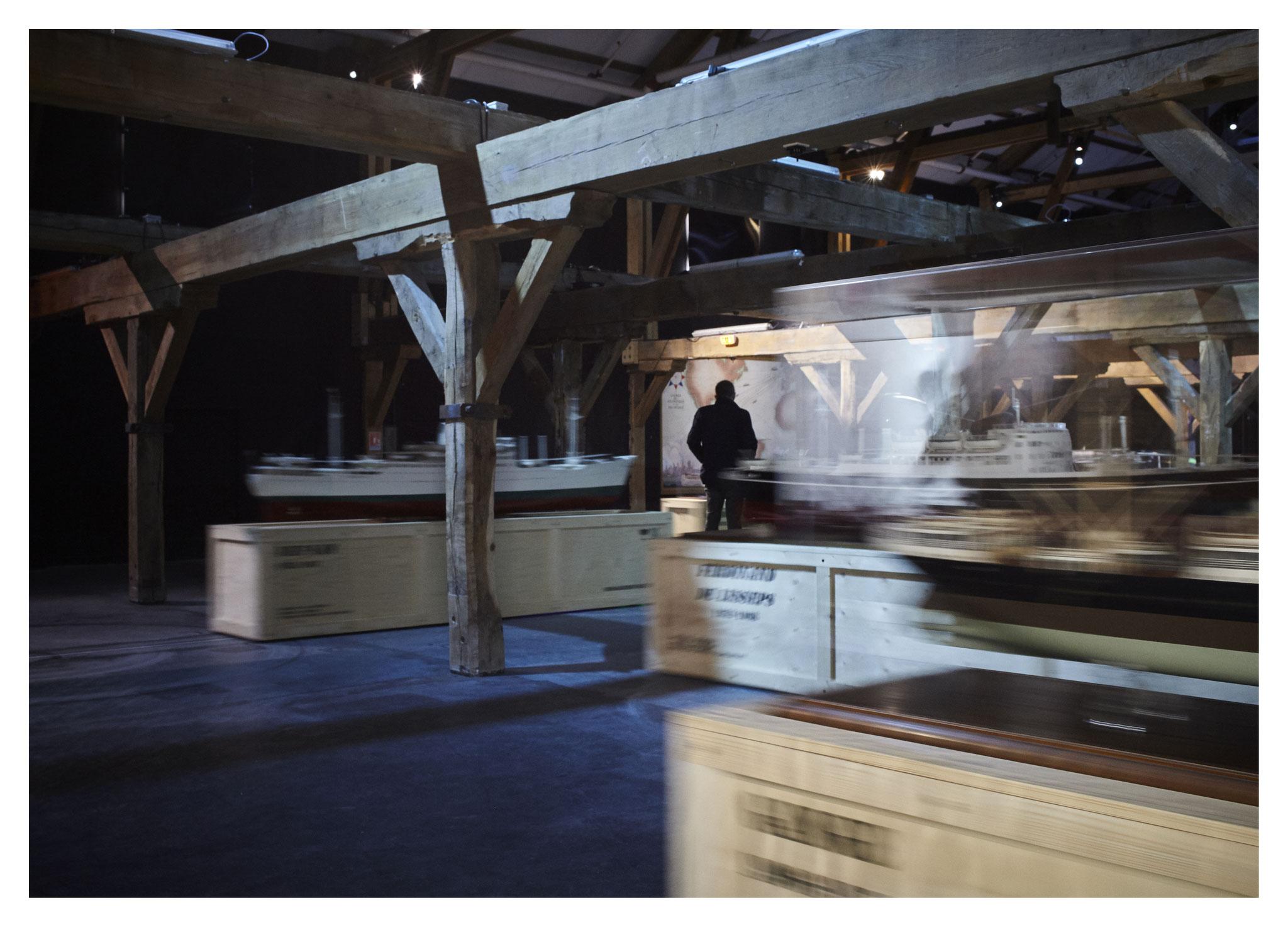 Villes Flottantes - Exposition/Installation - Cie 111-Auélien Bory - 2017