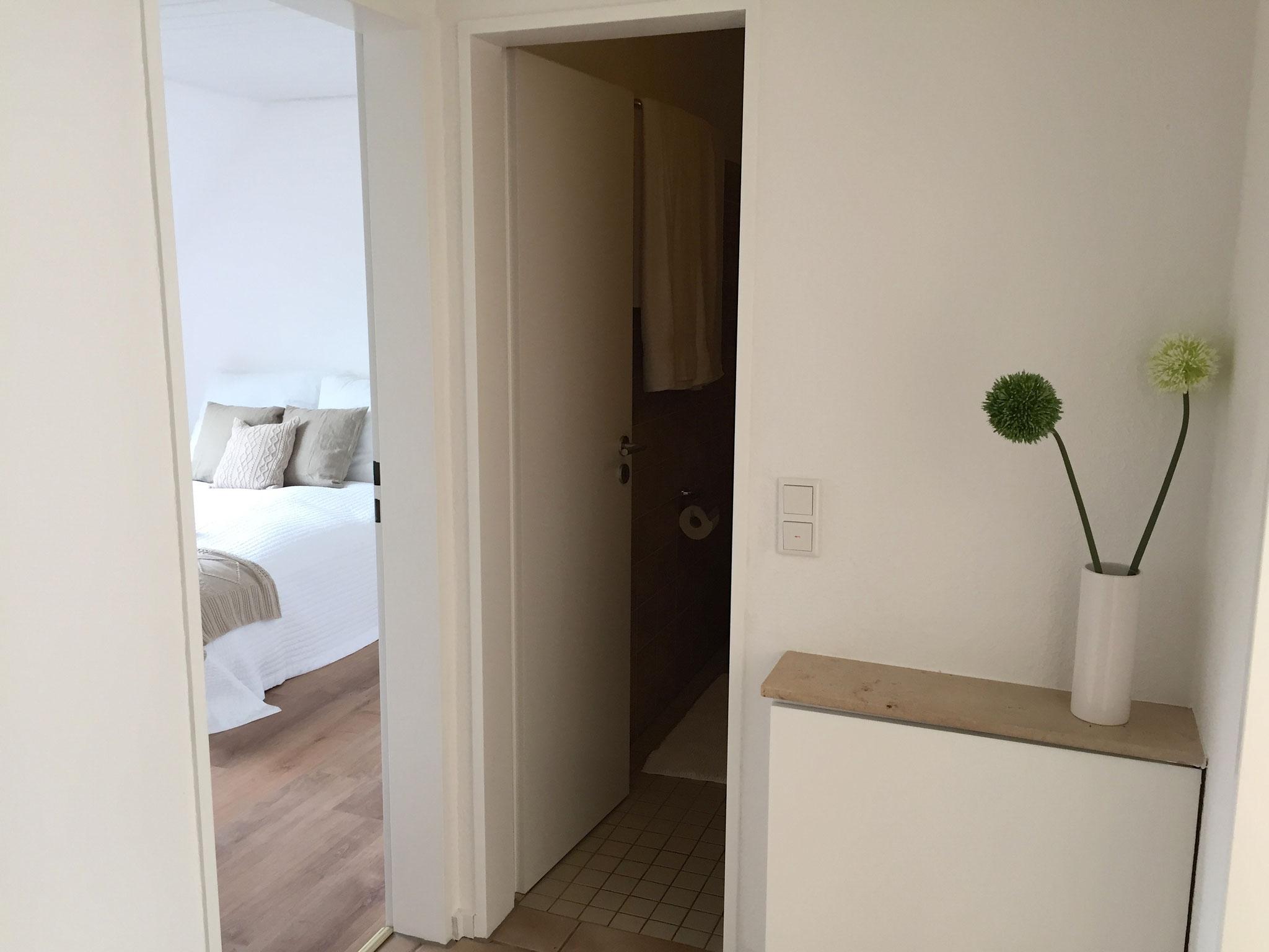 Hausflur mit Home Staging