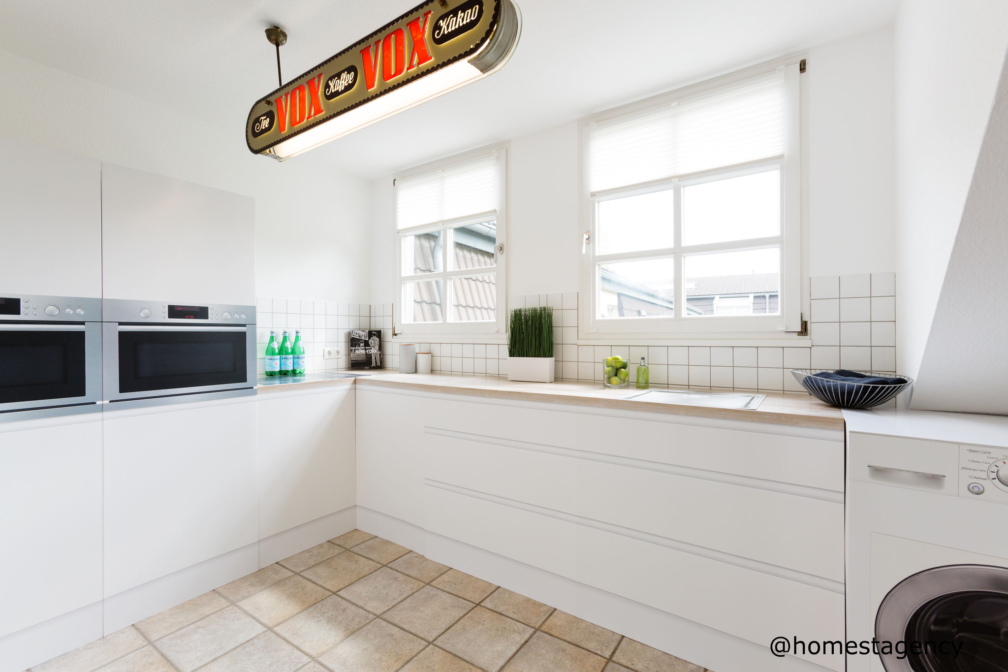 Küche mit Home Staging