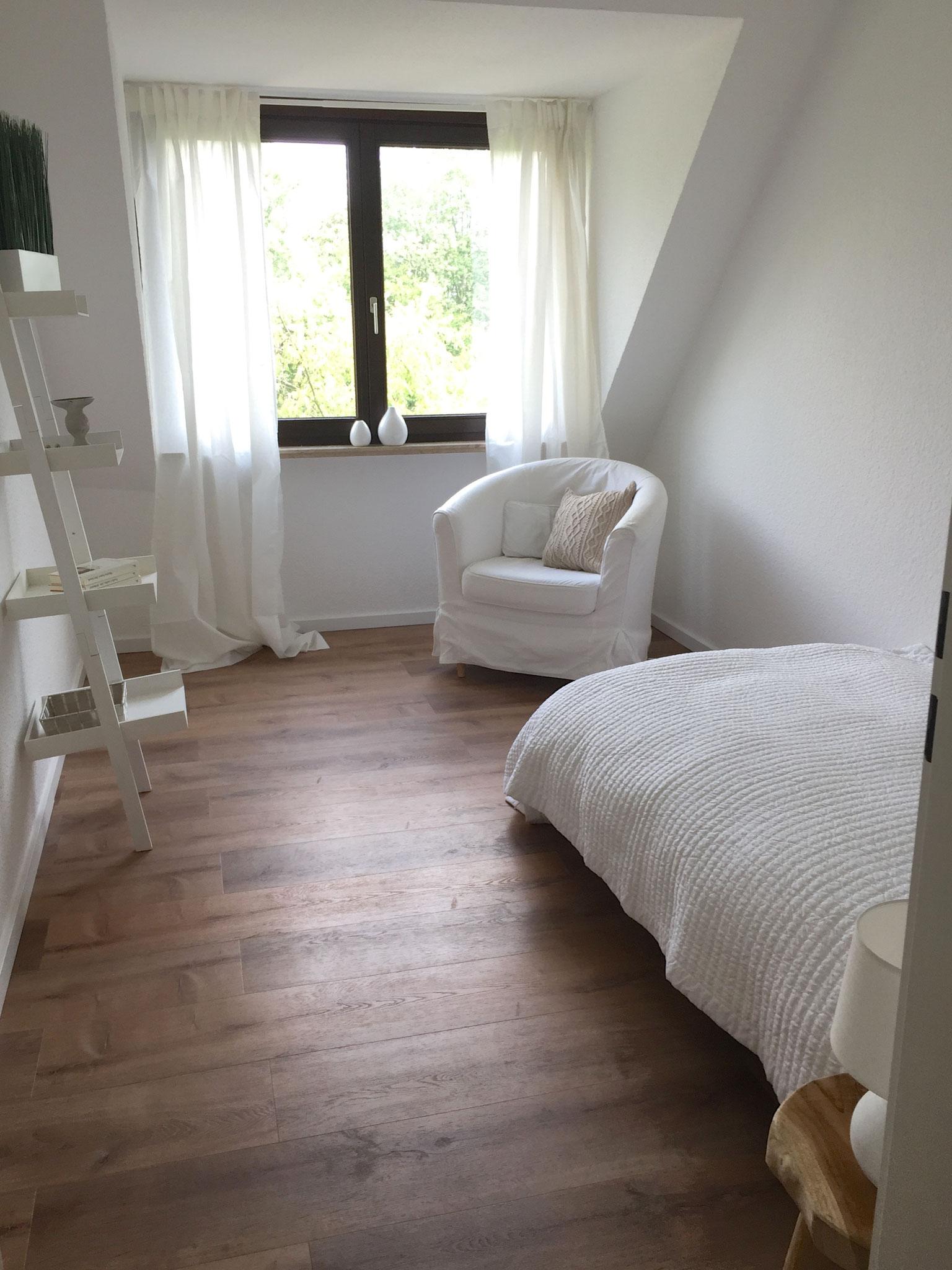 Gästezimmer mit Home Staging