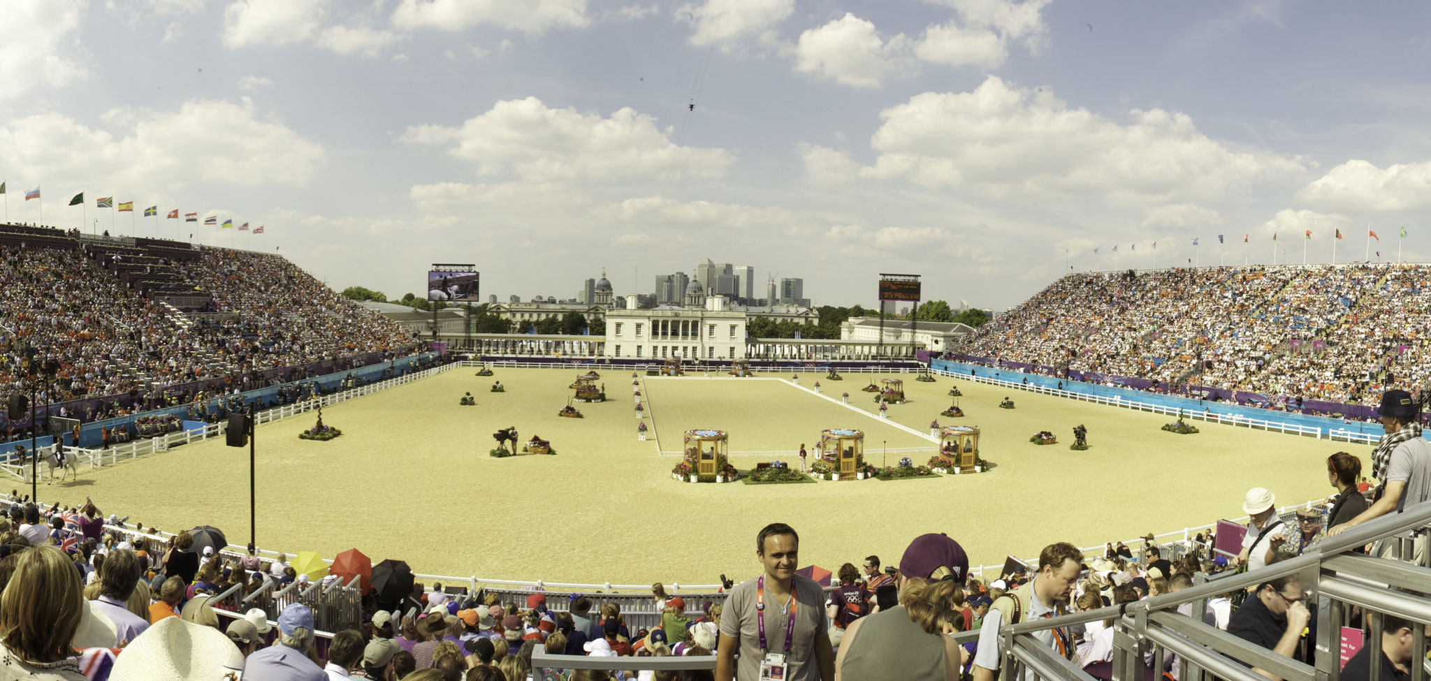 Olympic Games 2012 London / Picture: GL Events