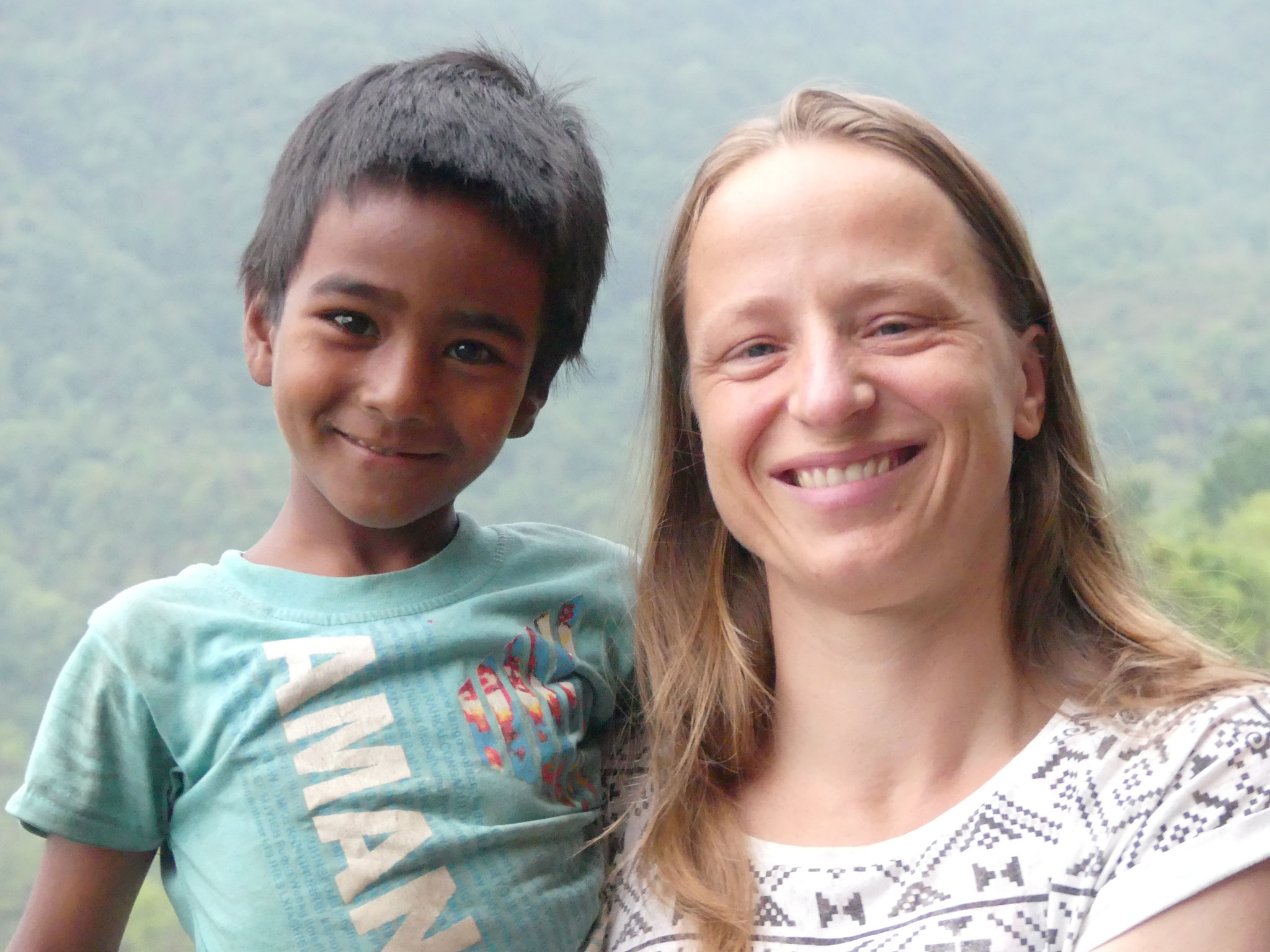Education for Nepal - Sumit & Beate Laudien