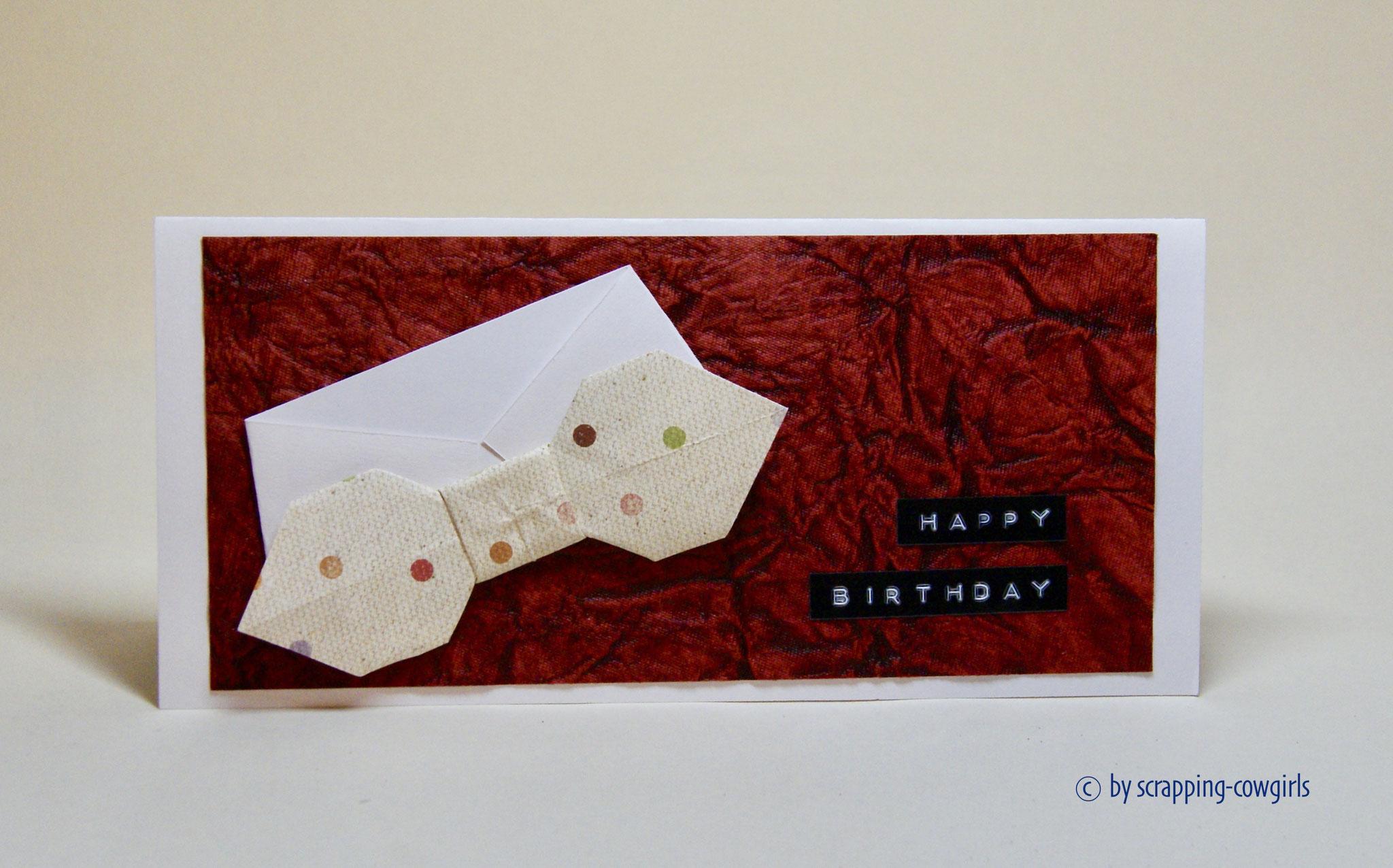 Geburtstag Krawatte
