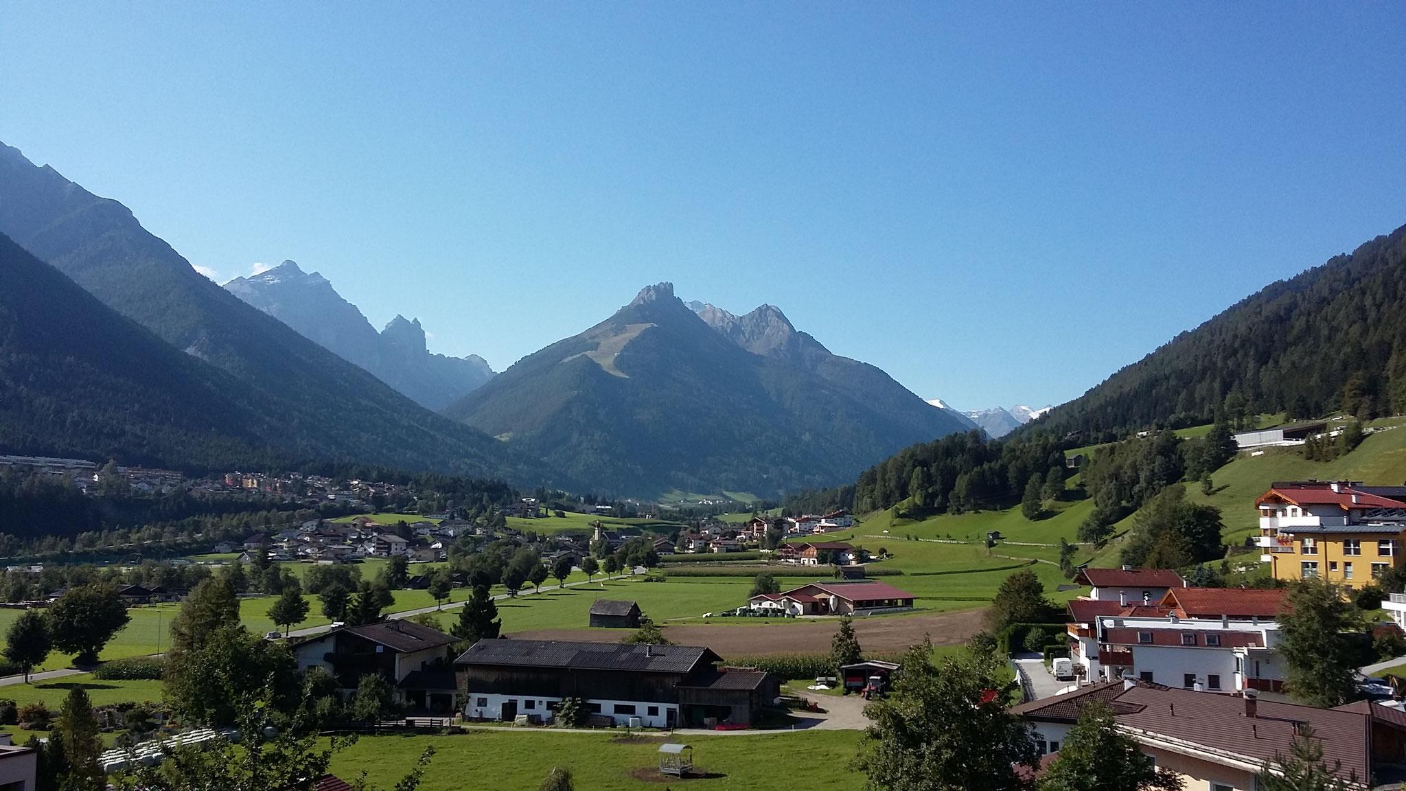 Panoramablick Chalet Tonin