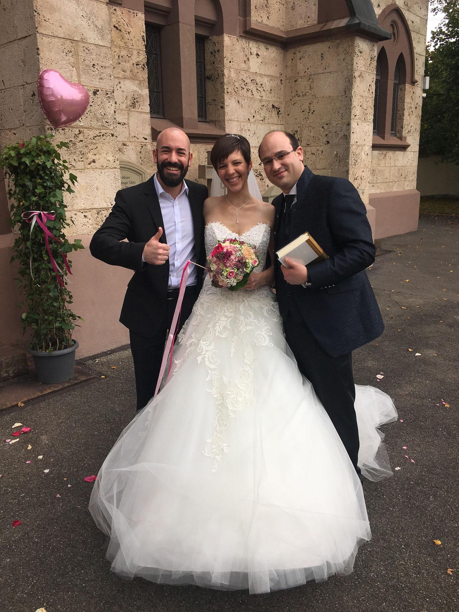Kevin Thiede - Hochzeitssänger in Pfeffingen
