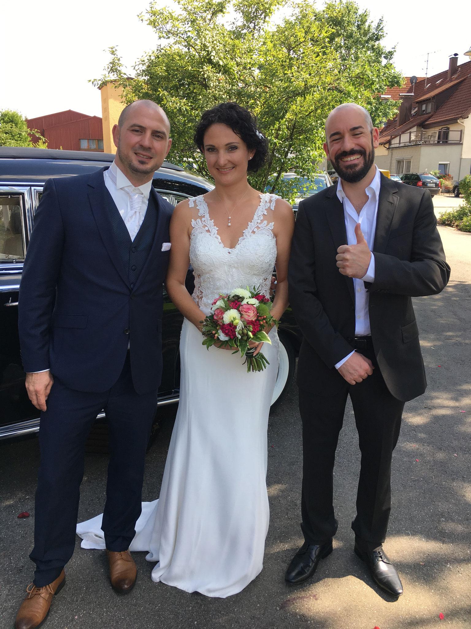 Kevin Thiede - Hochzeitssänger in Aichhalden