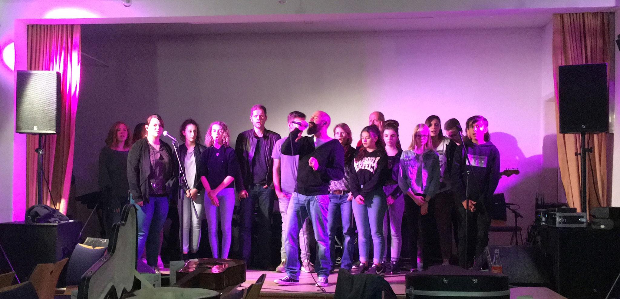 Kevin Thiede - Gesangsschule Balingen