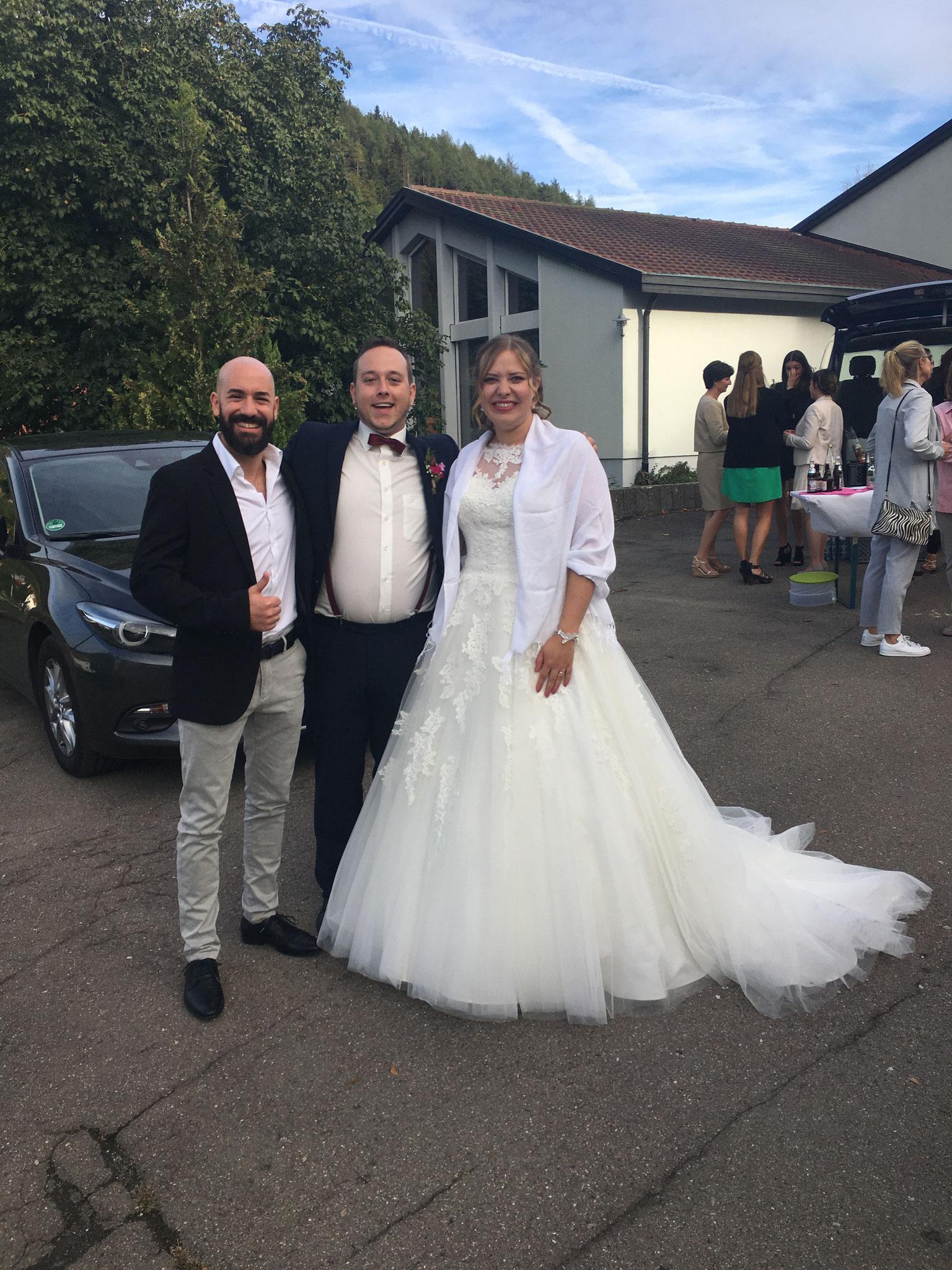 Kevin Thiede - Hochzeitssänger in Frohnstetten