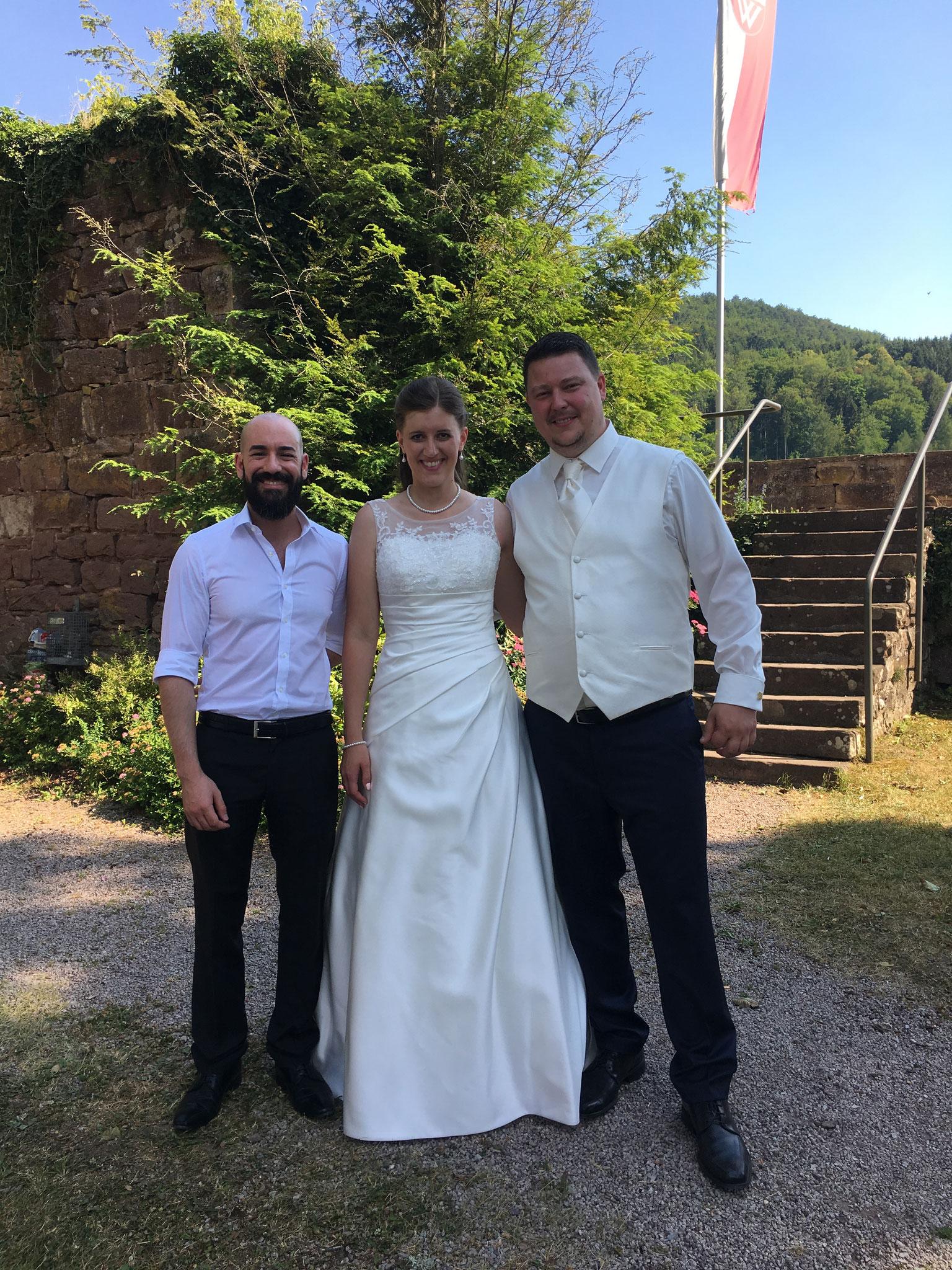 Kevin Thiede -Hochzeitssänger in Wildberg