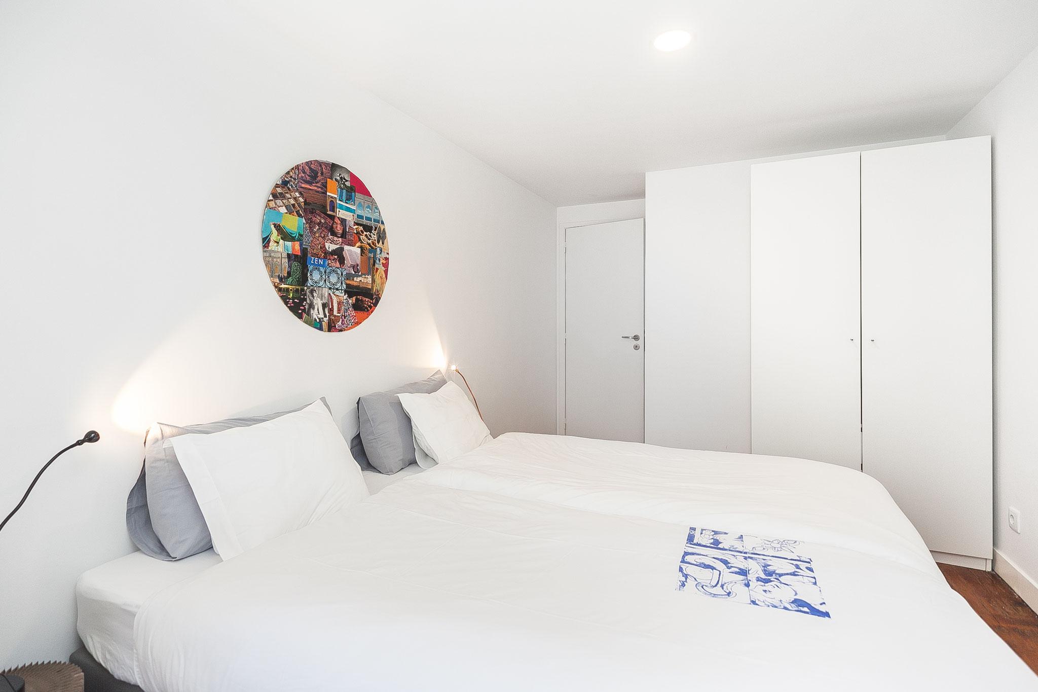 Furnished One-Bedroom Apartment Belém, Lisbon