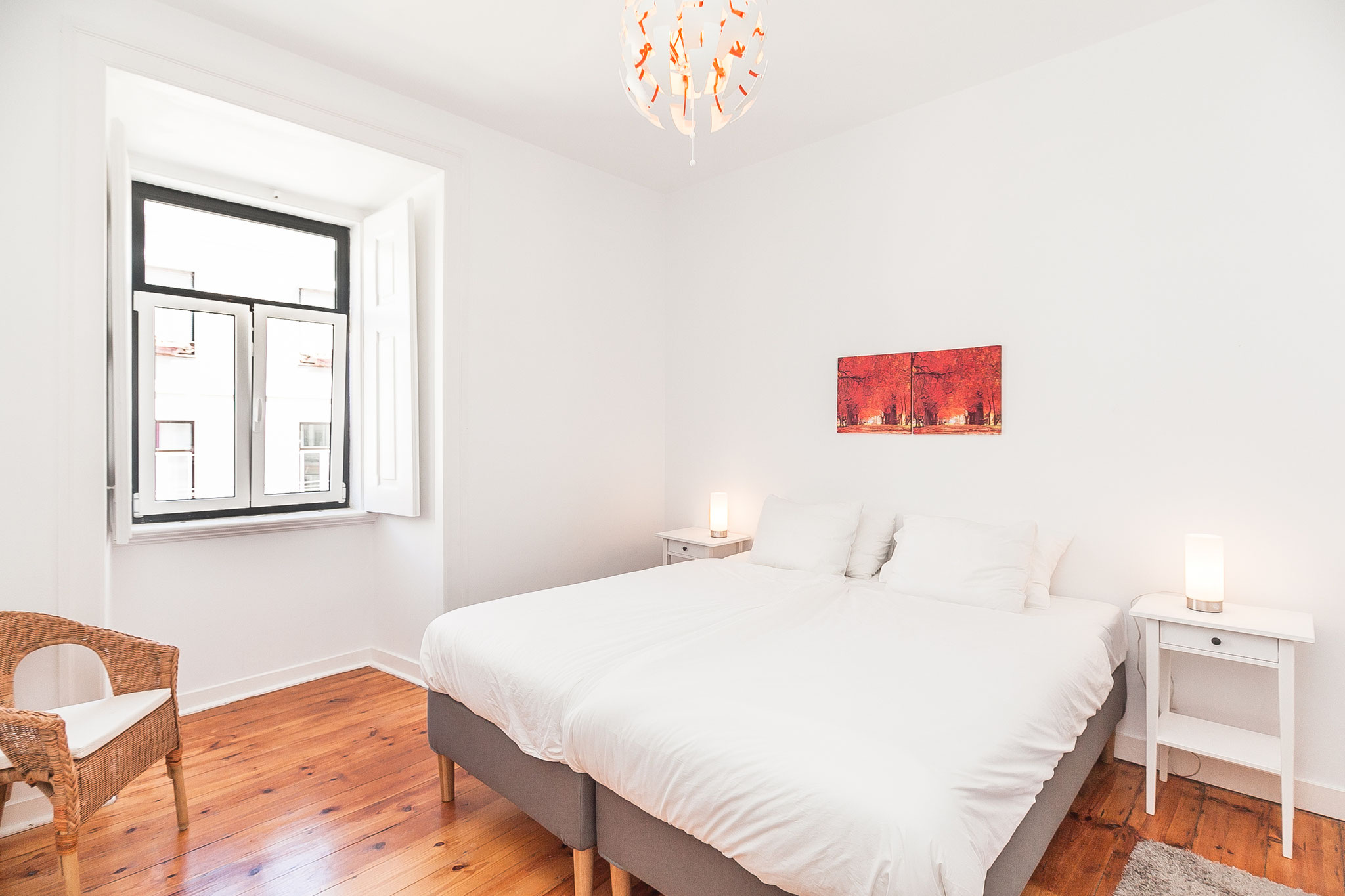 Furnished Two-Bedroom Apartment Belém, Lisbon