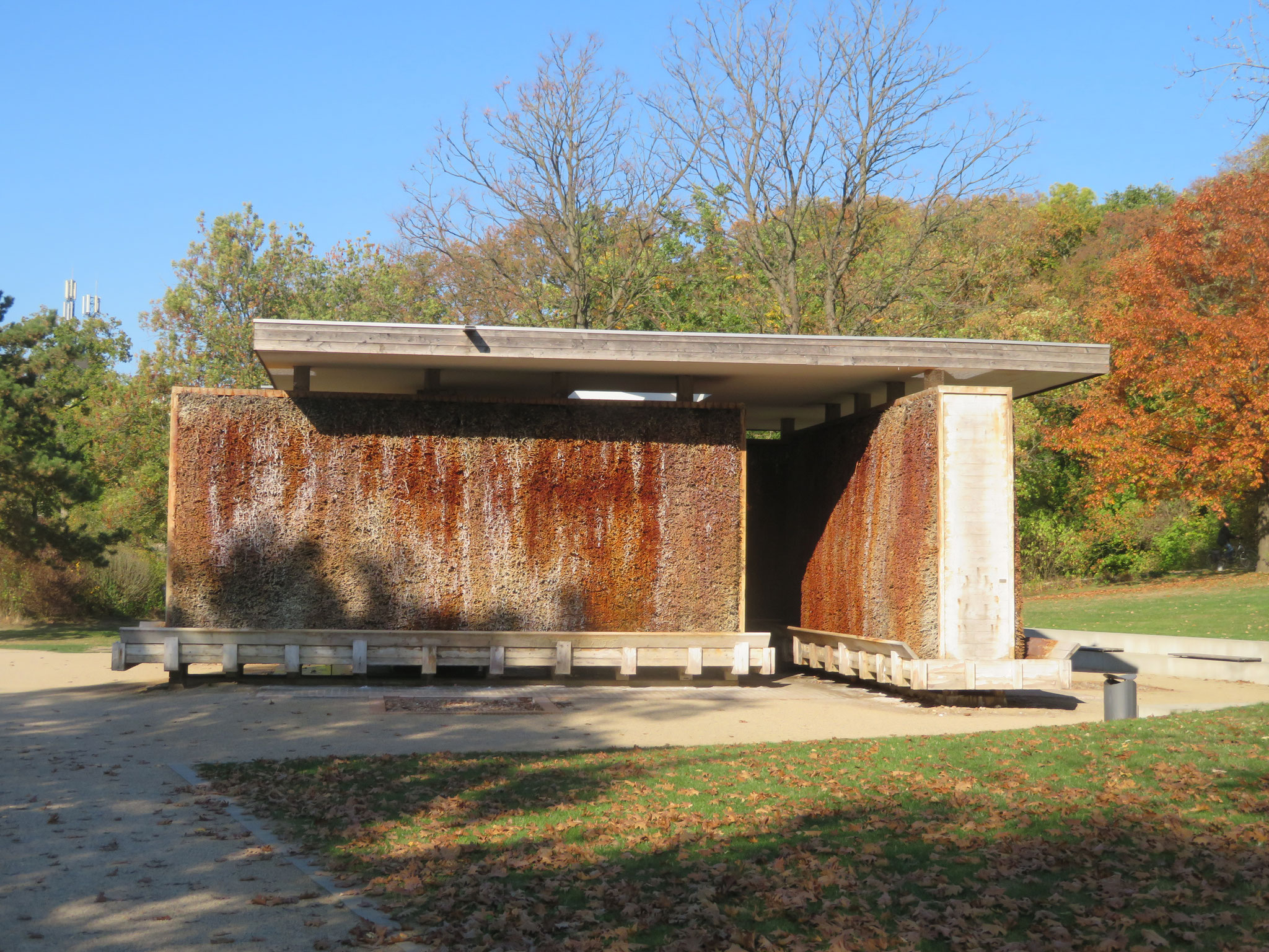 Gradier-Pavillon im Kurpark Bad Lear