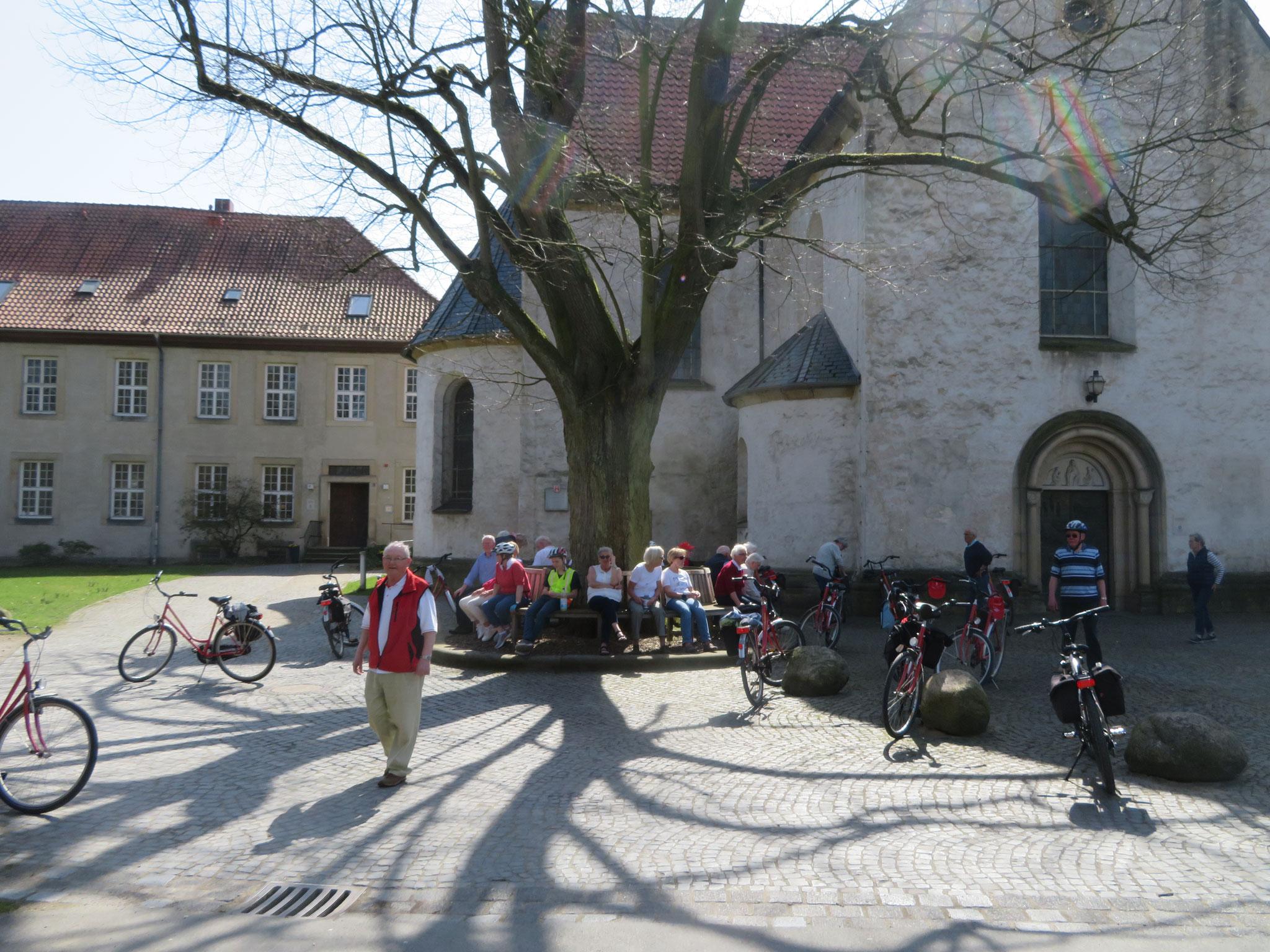 am Kloster Marienwerder