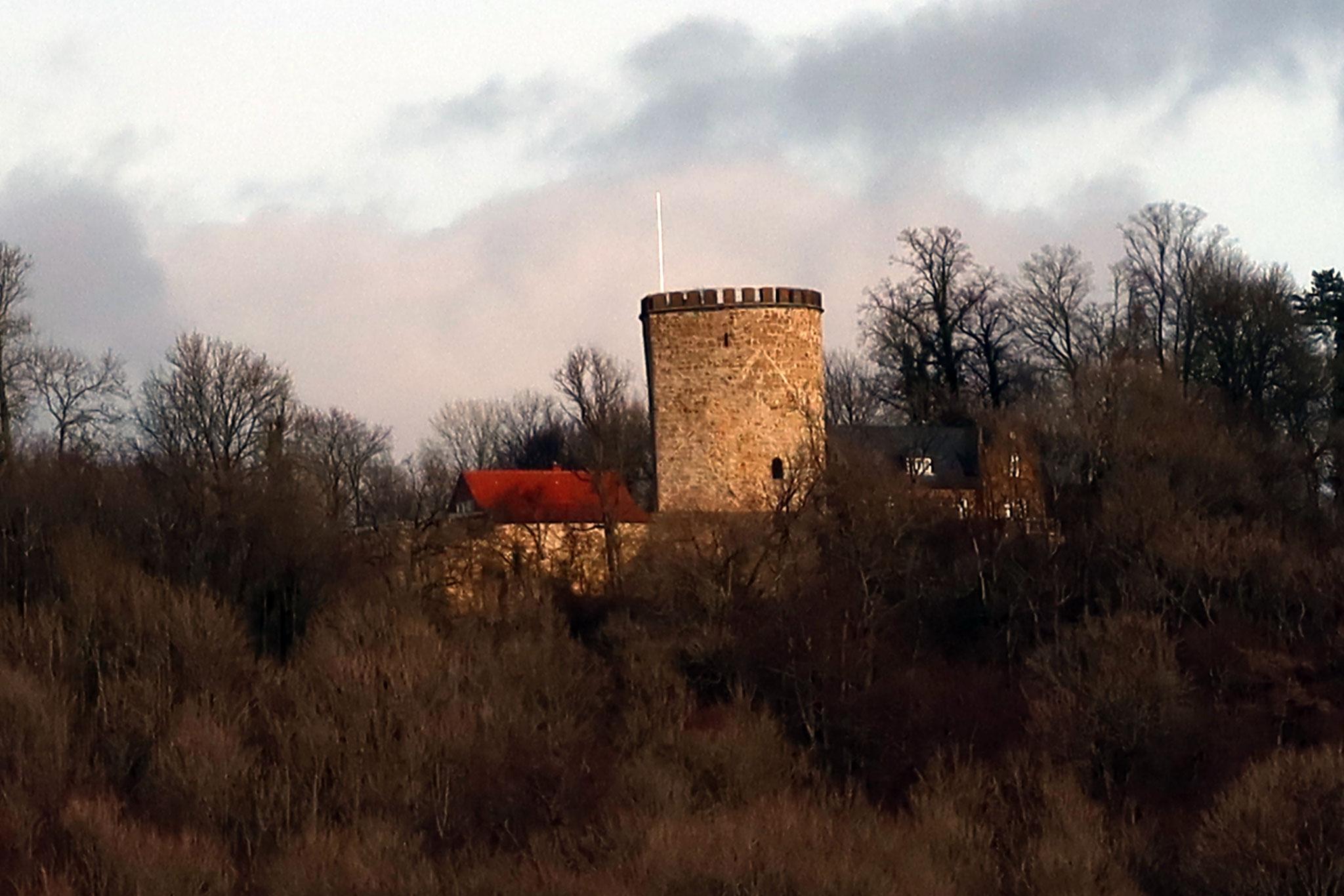 Burg Ravensberg bei Borgholzhausen