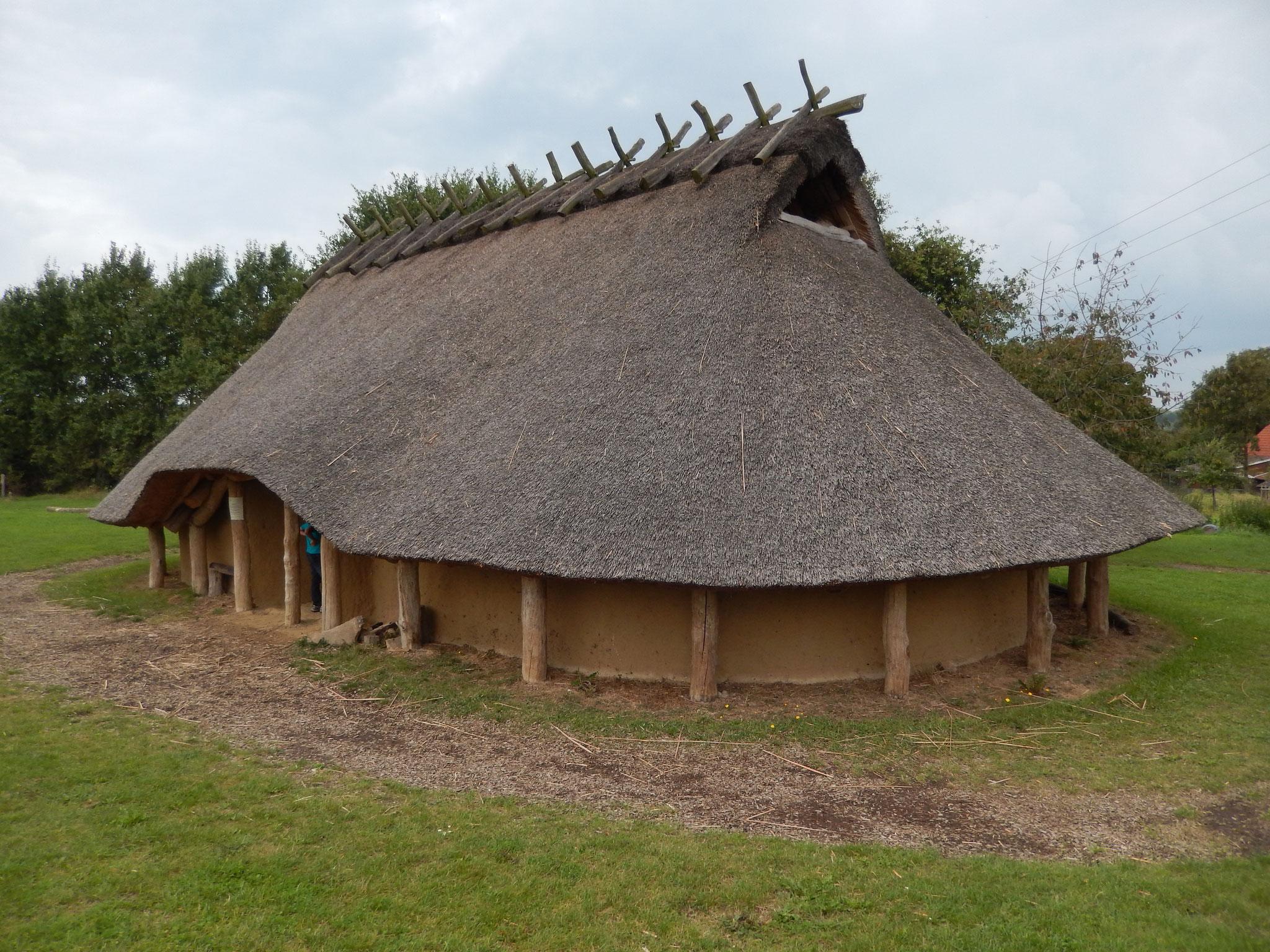 Eisenzeithaus in Venne