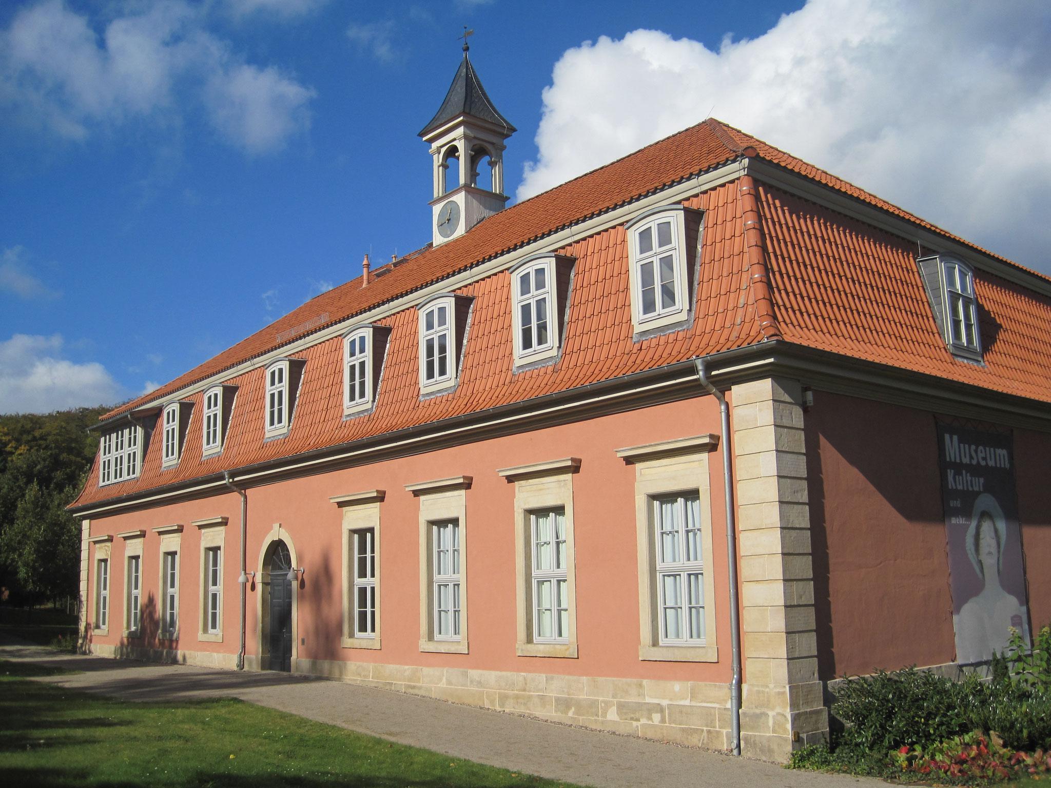 Neues Badehaus im Romatik-Bad Rehburg