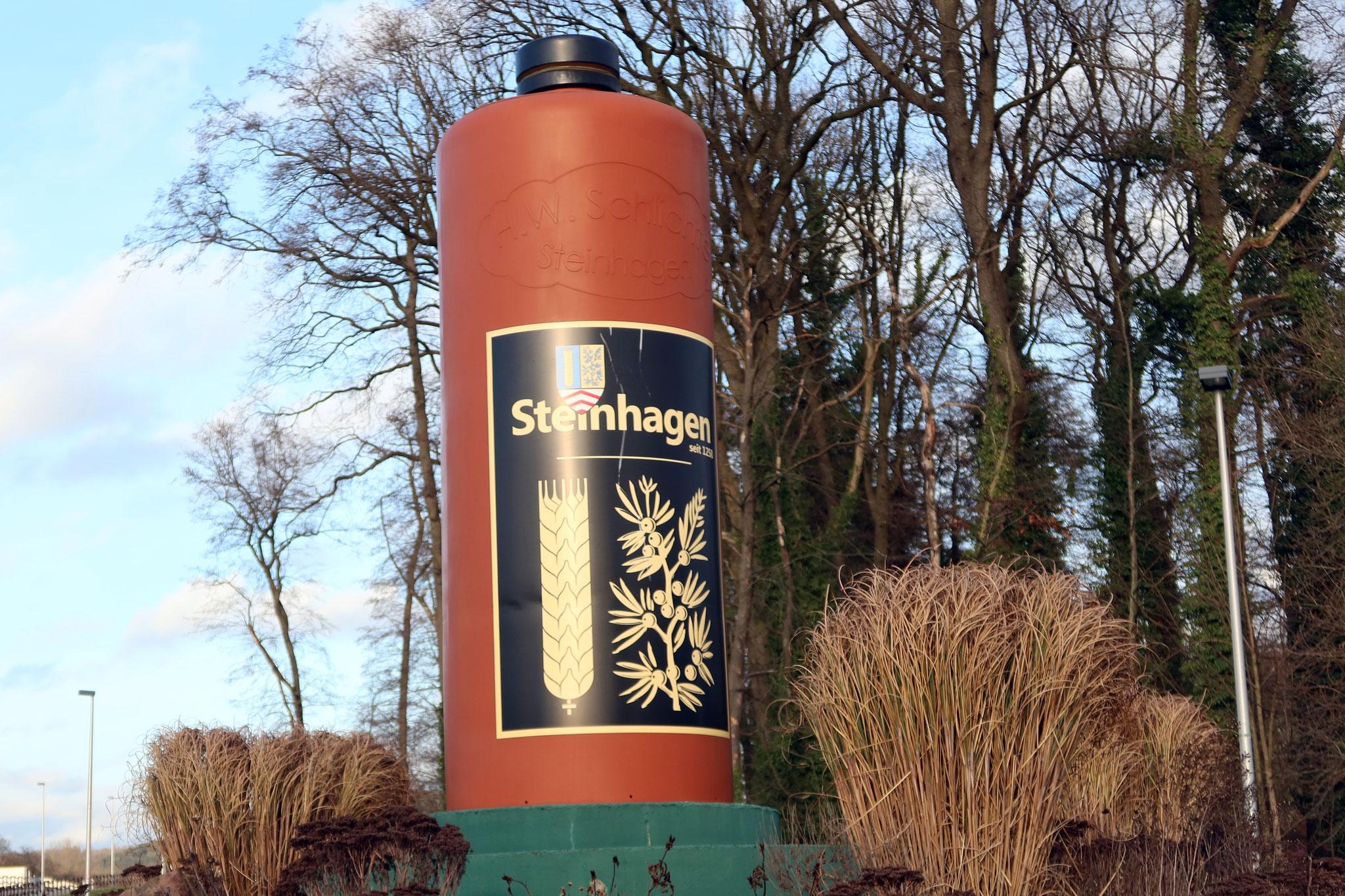 in Steinhagen