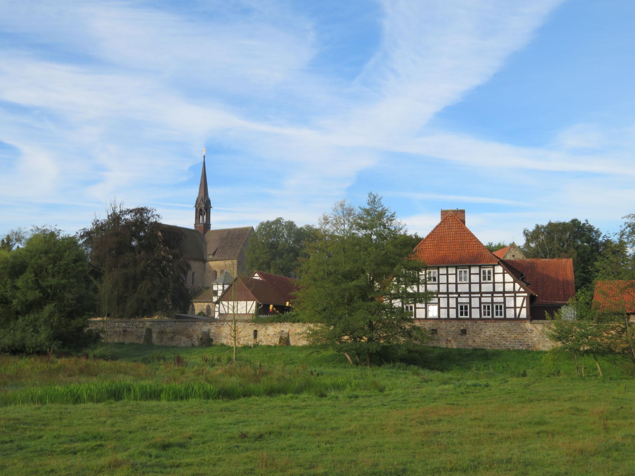 ehemaliges Kloster Loccum