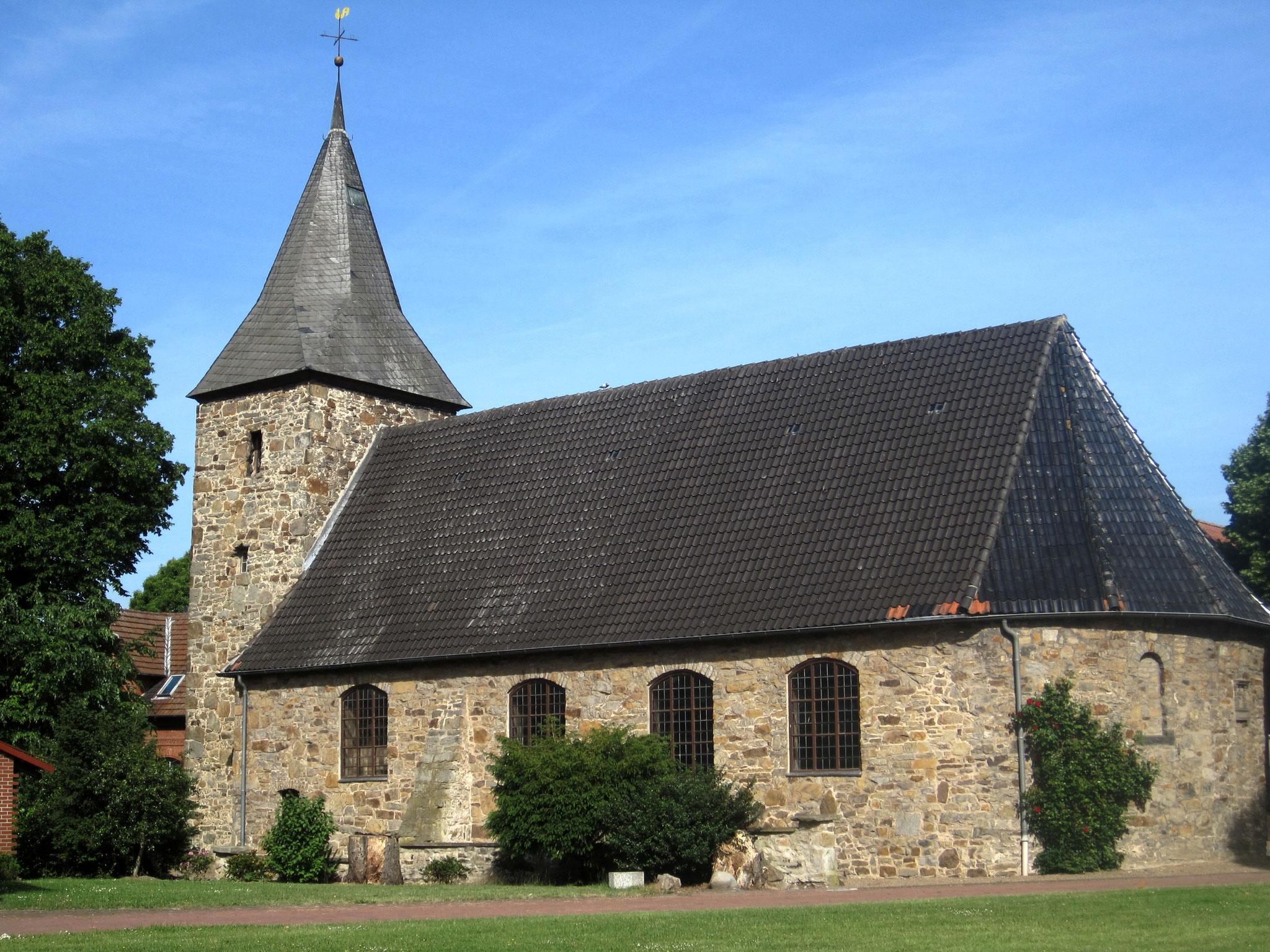 ev. Pfarrkirche von 1585