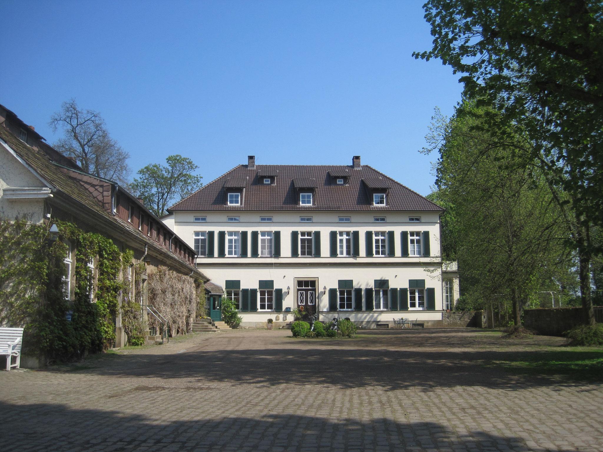 Rittergut Schlüsselburg-Hoppenberg