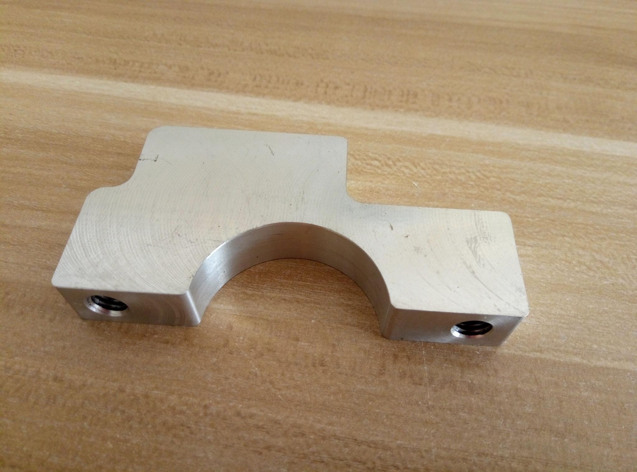 aluminium CNC part
