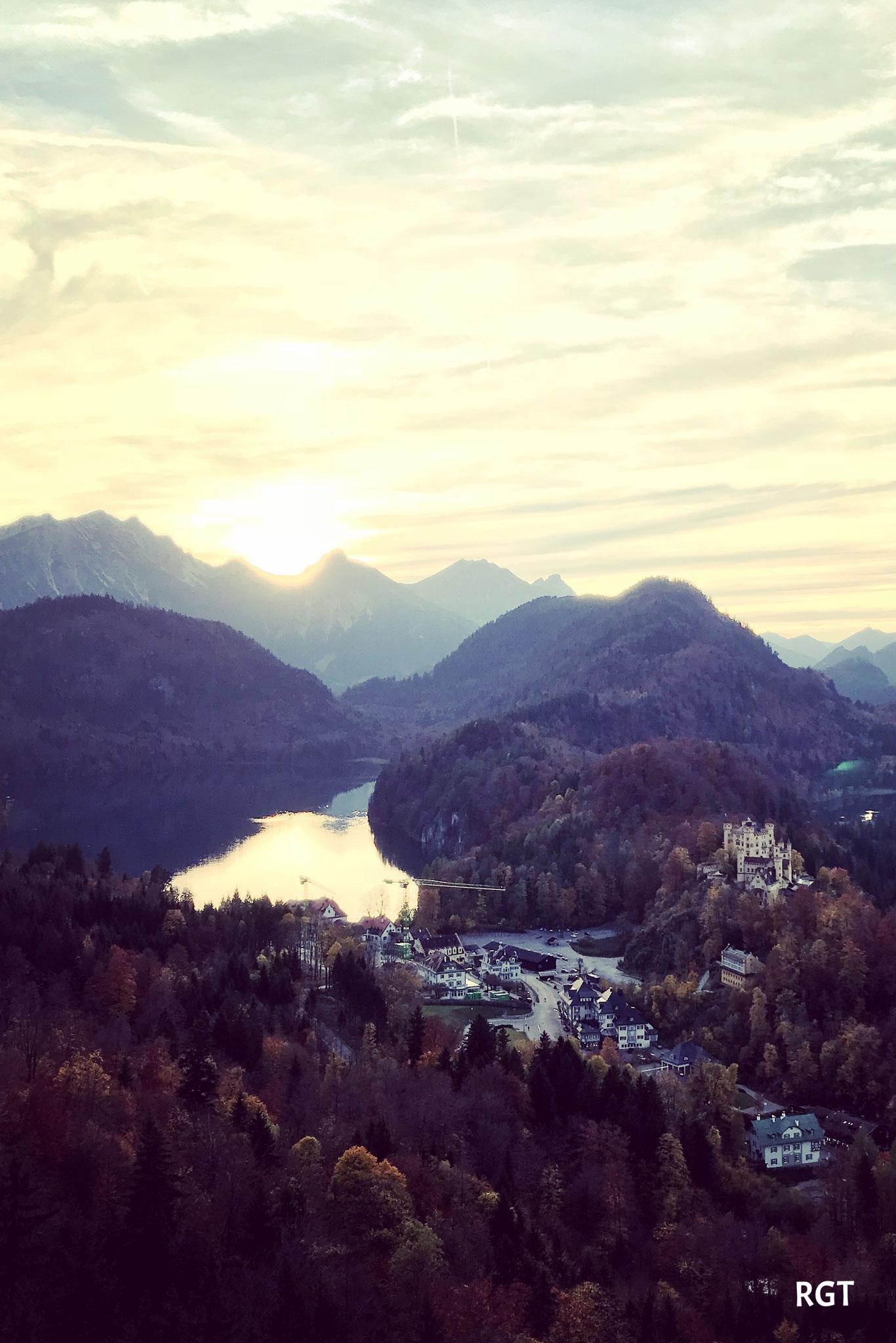 Hohenschwangau & Alpsee