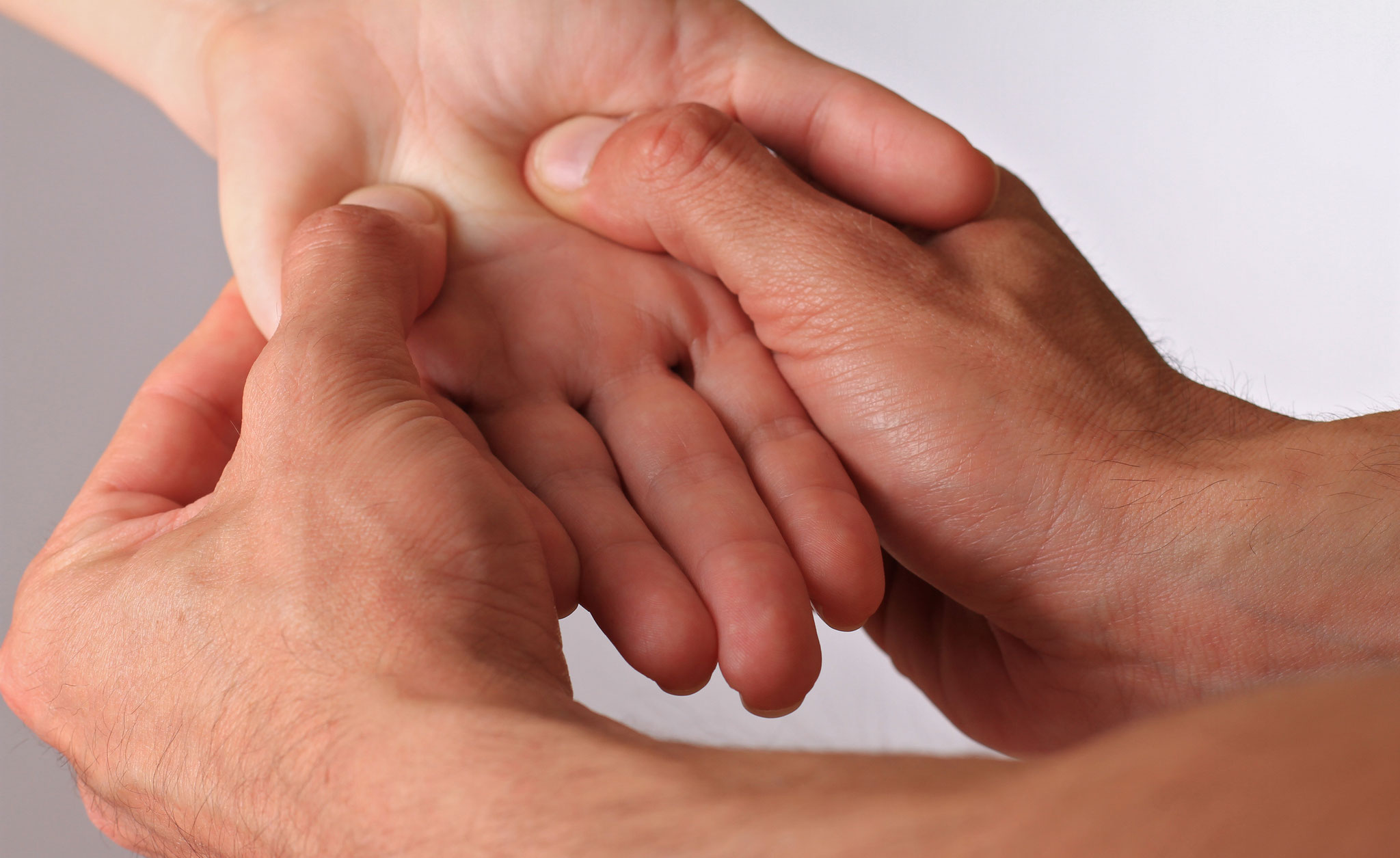 Manuelle Therapie Hand