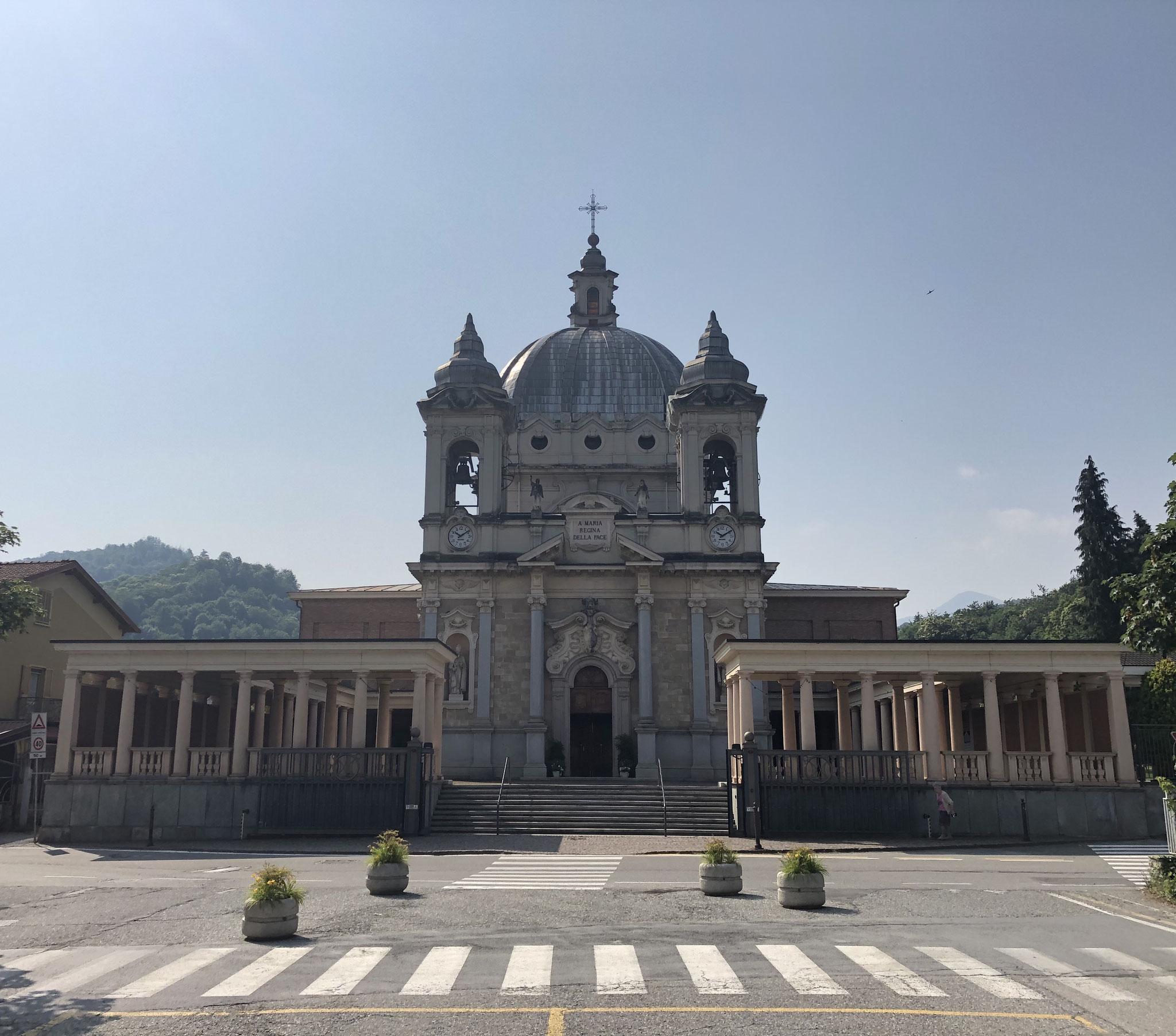 Le Sanctuaire de Fontanelle rend hommage à la Vierge