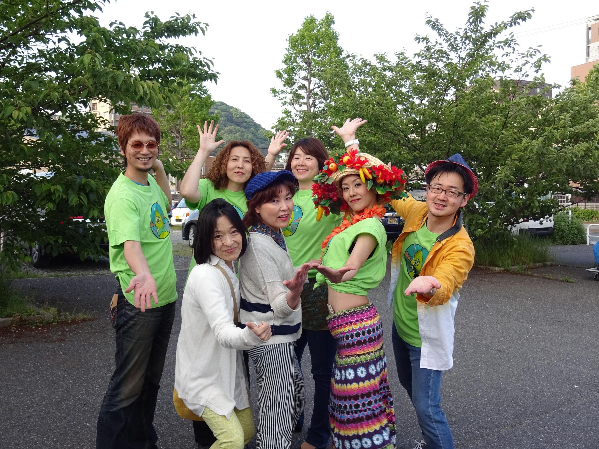 バナちゃんブギ!|波止場ナナ&バナナスターズ with バナちゃんダンサーズ