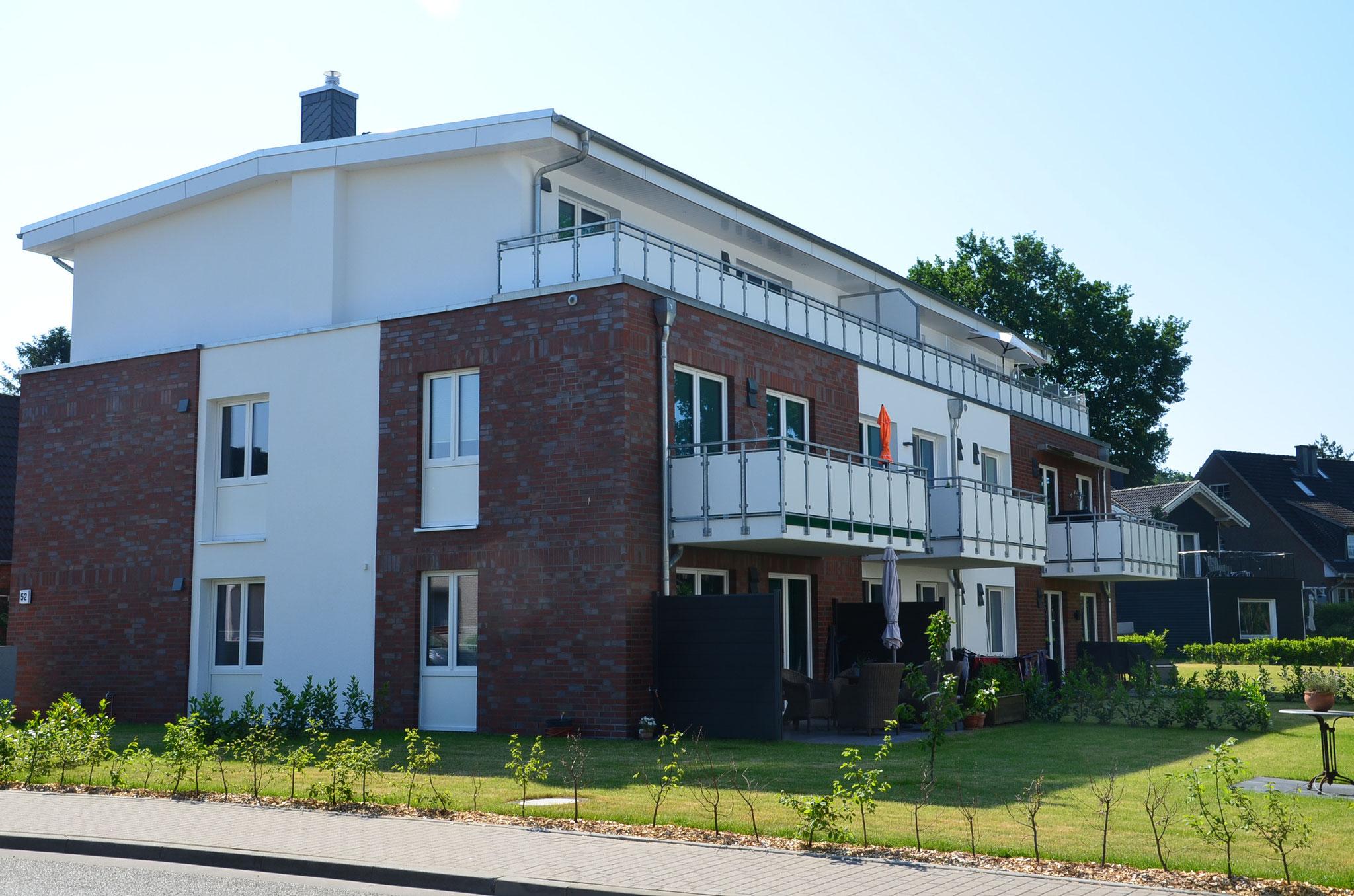 Mehrfamilienhaus - Wedel - Baujahr 2020 - 8 Wohneinheiten