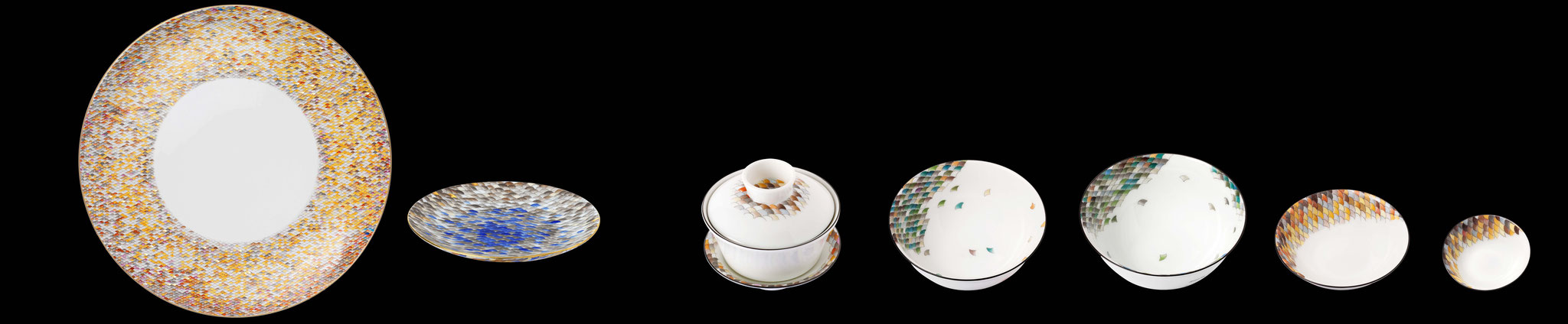 THEOPHILE BESSON - PORCELAINE - LE TALLEC, Paris – groupe TIFFANY & CO