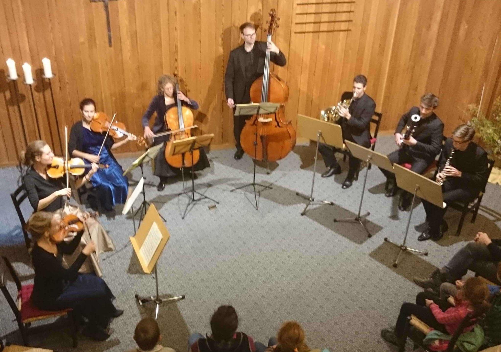2016  Oktett Schubert (Ensemble le phénix)