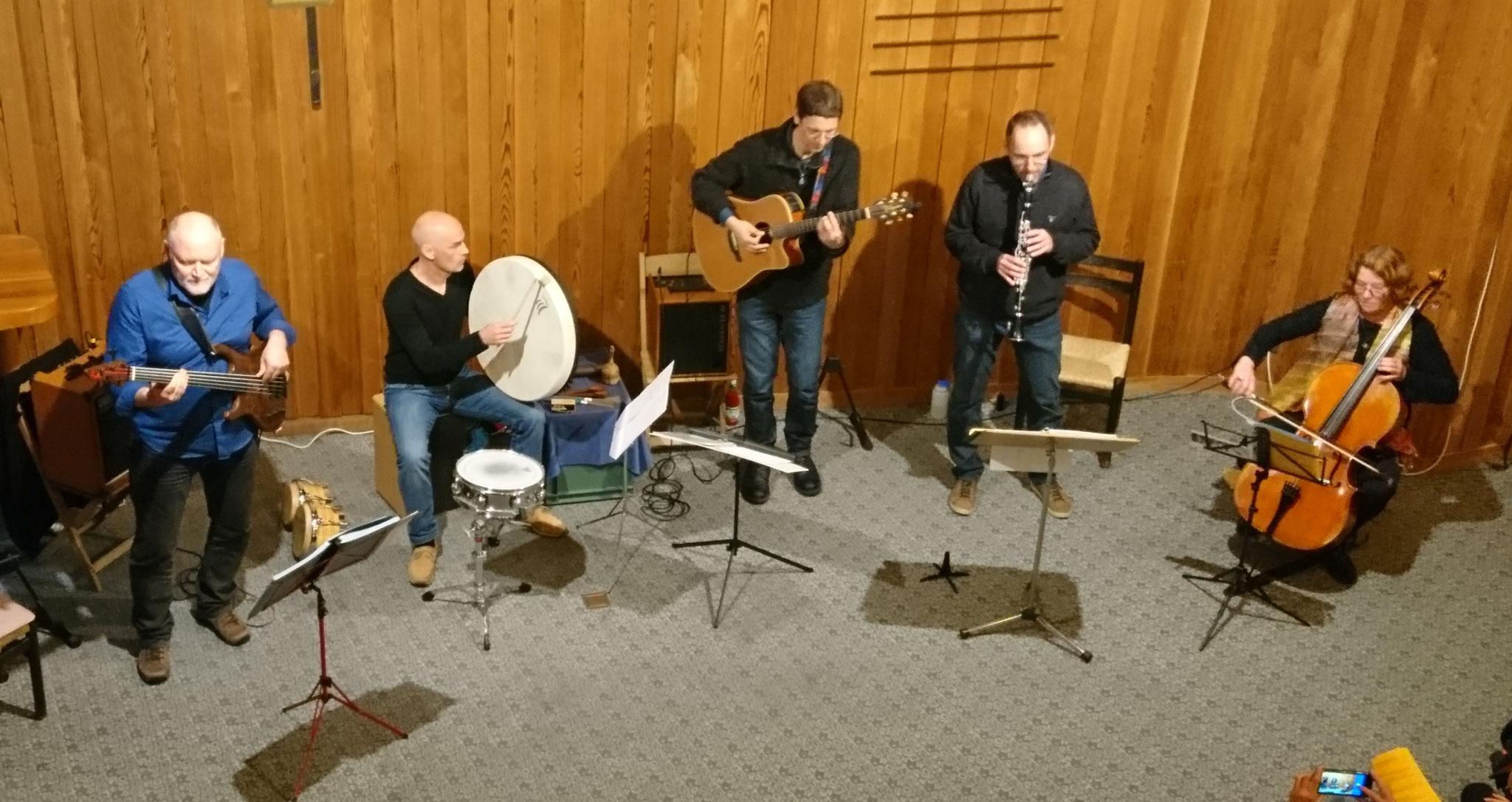 2017 Bündner Kuglof-Quintett
