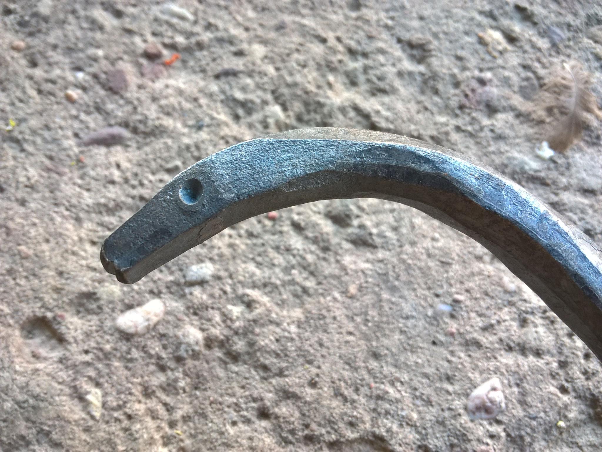 Stab Schlangenkopf klein