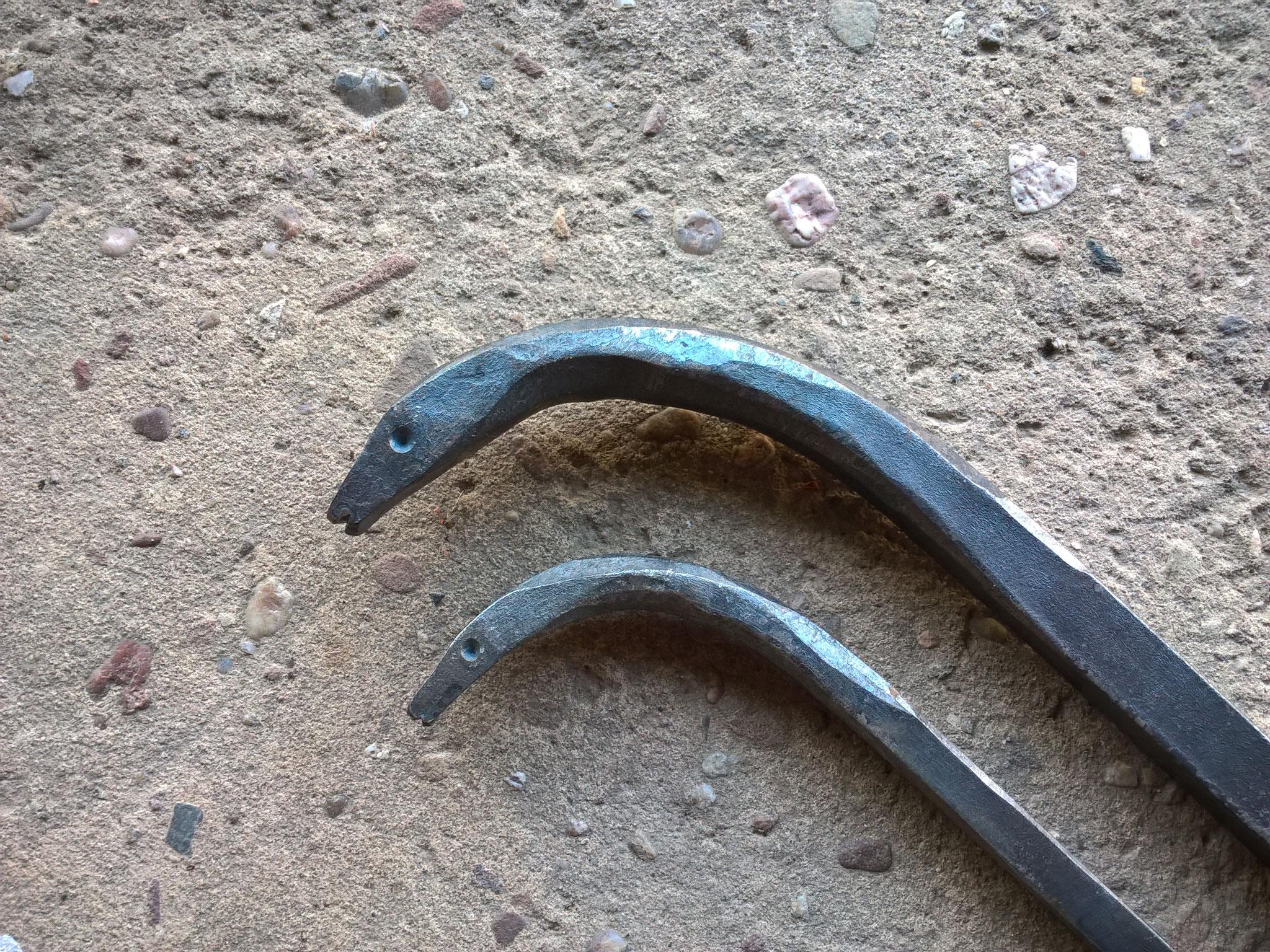 Stab Schlangenkopf groß und klein