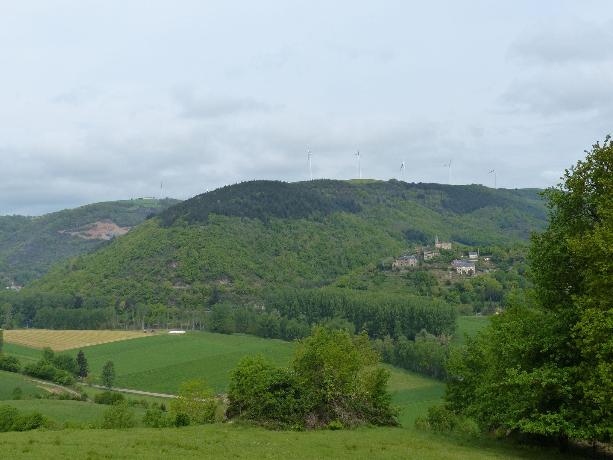Gaycre dans la Vallée du Tarn