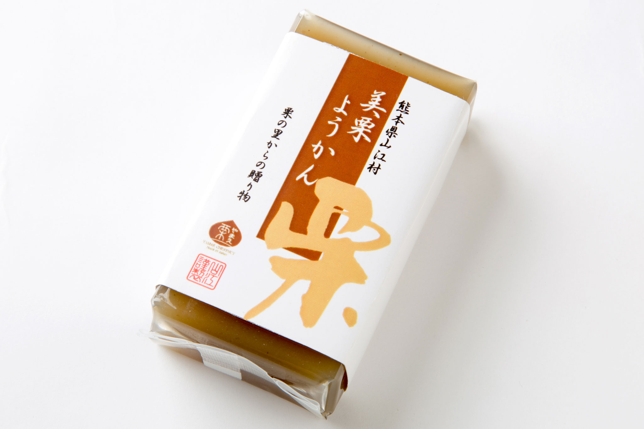Bikkuri Yôkan (pâte de marron sucré solide)