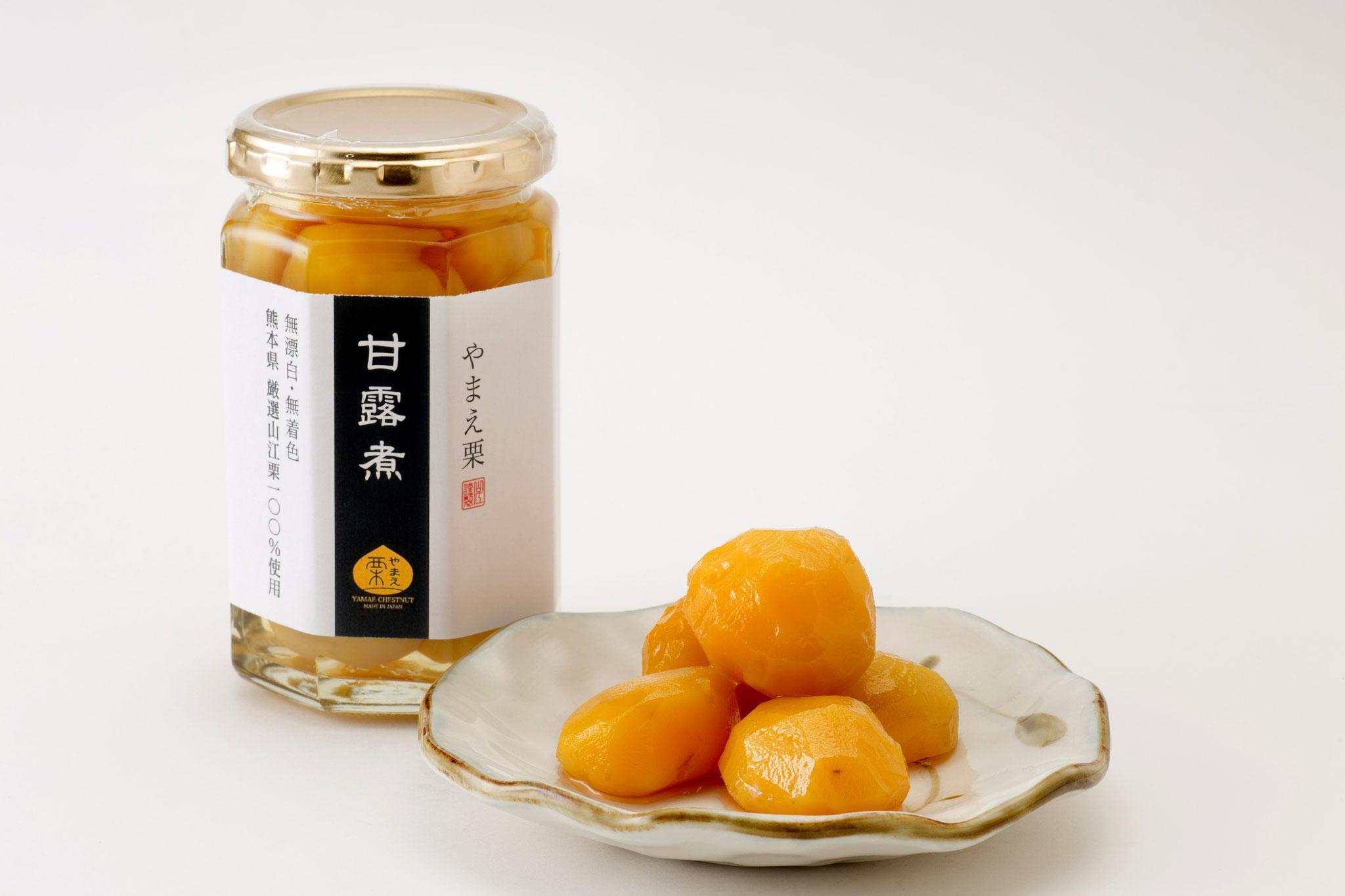 Kanro-ni (marron cuit aux sucres)