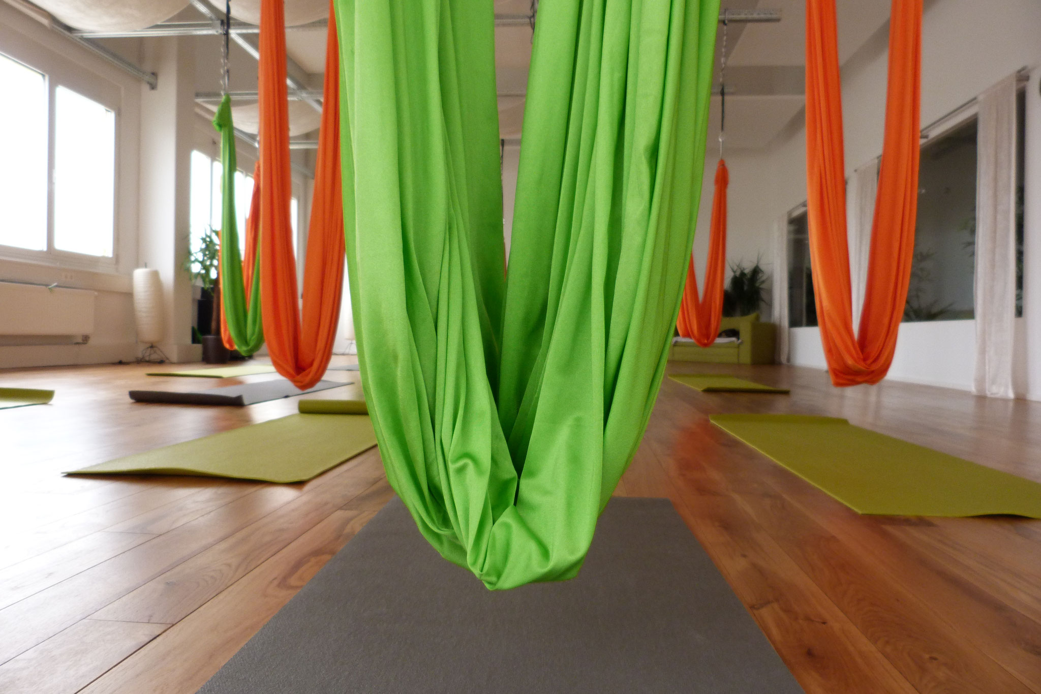 Aerial Yoga Tücher