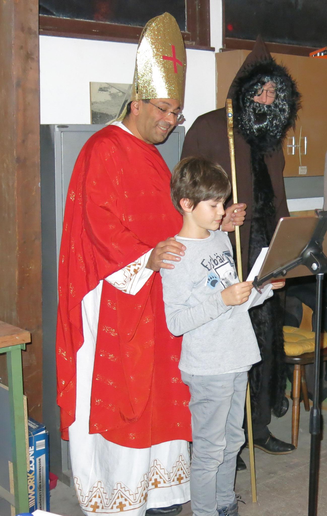 Ein Gedicht für den Nikolaus