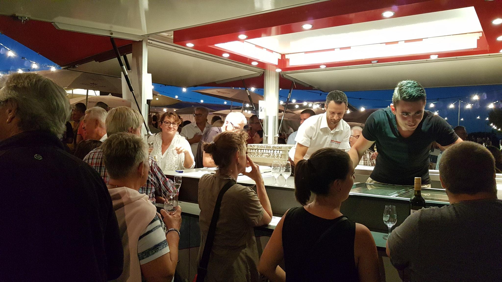 Weinfest Hungerberg 2019 Köndringen Impressionen 8