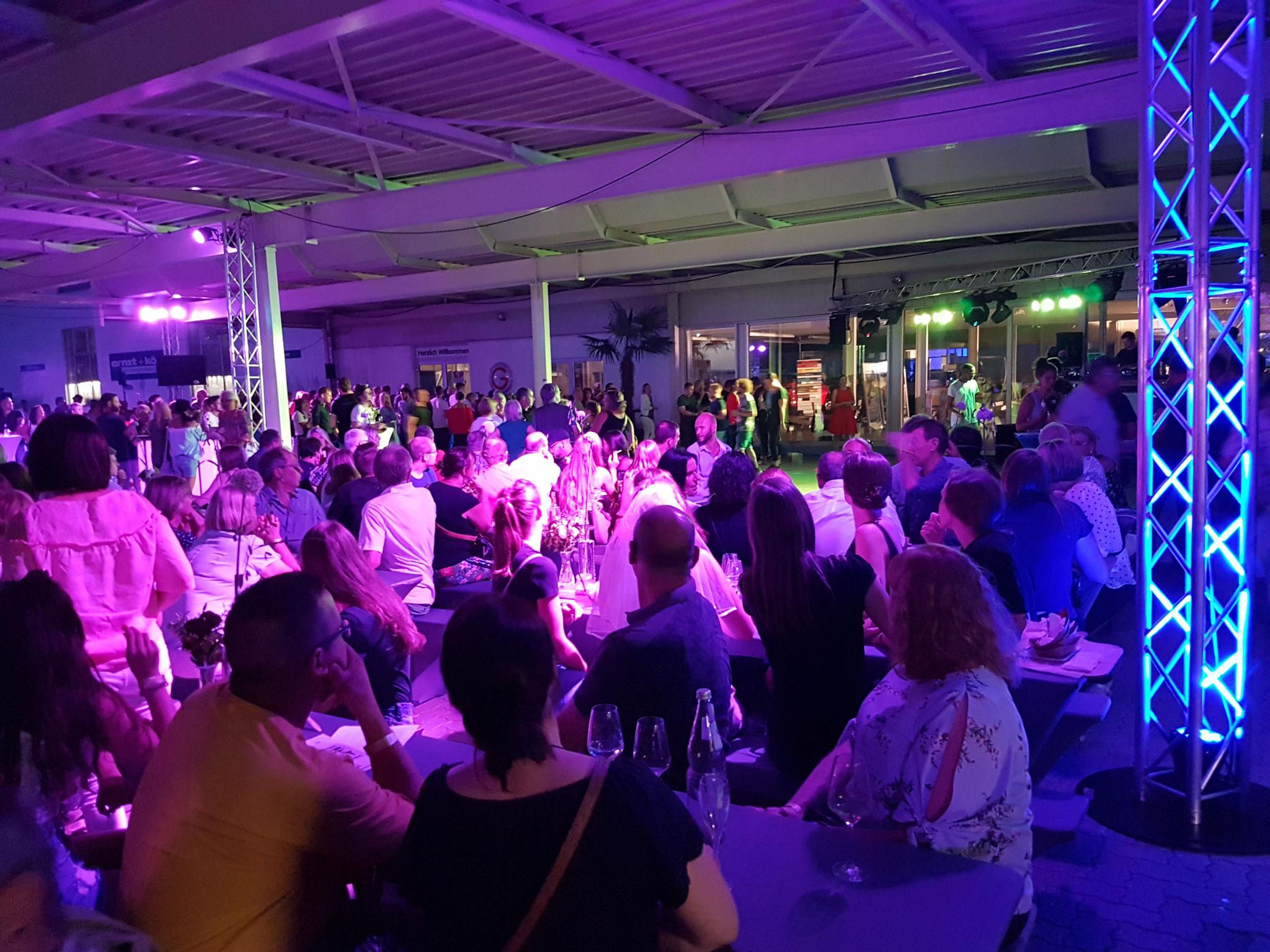 Wein und Gin Event 2018