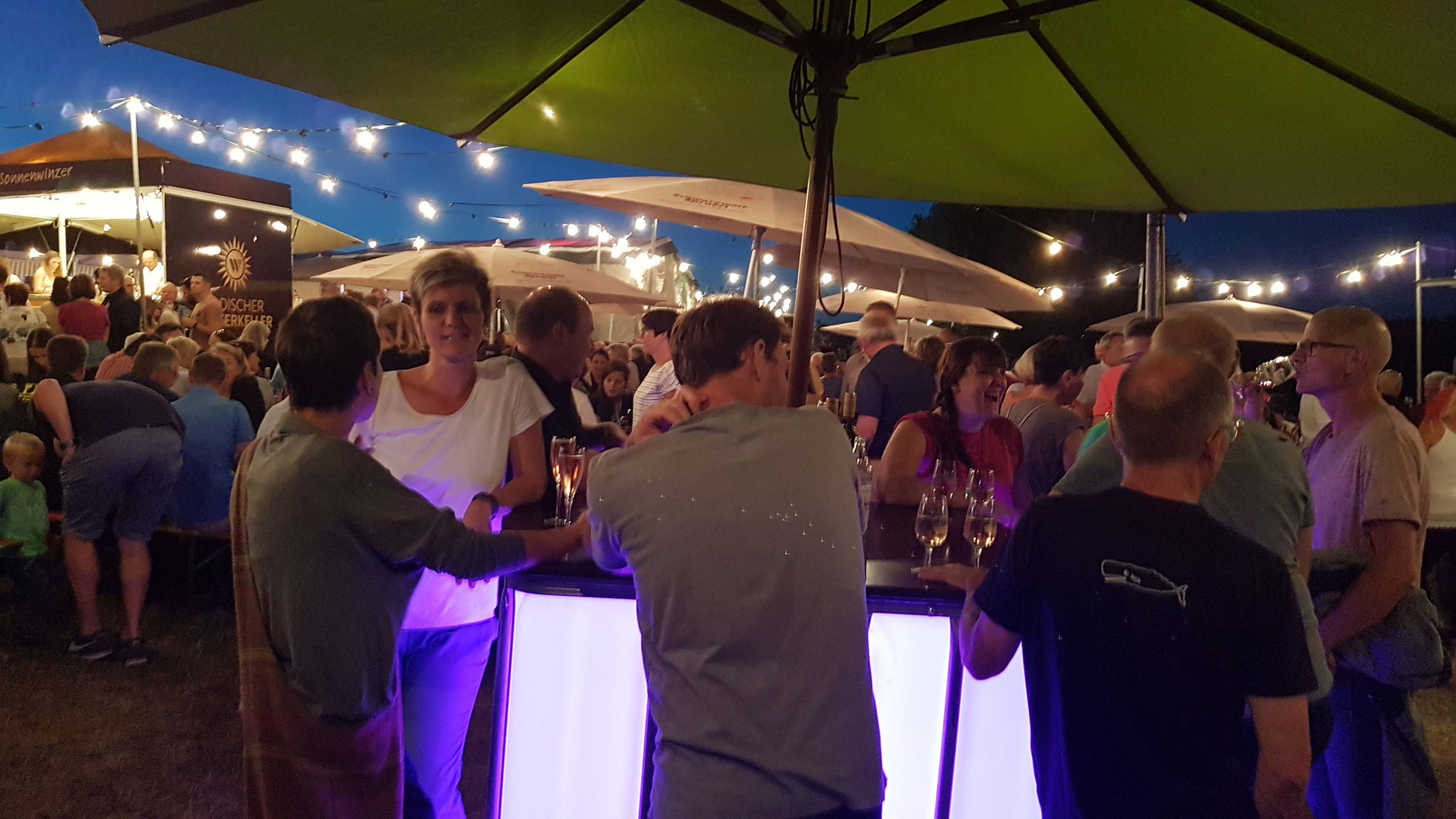 Weinfest Hungerberg 2019 Köndringen Impressionen 9