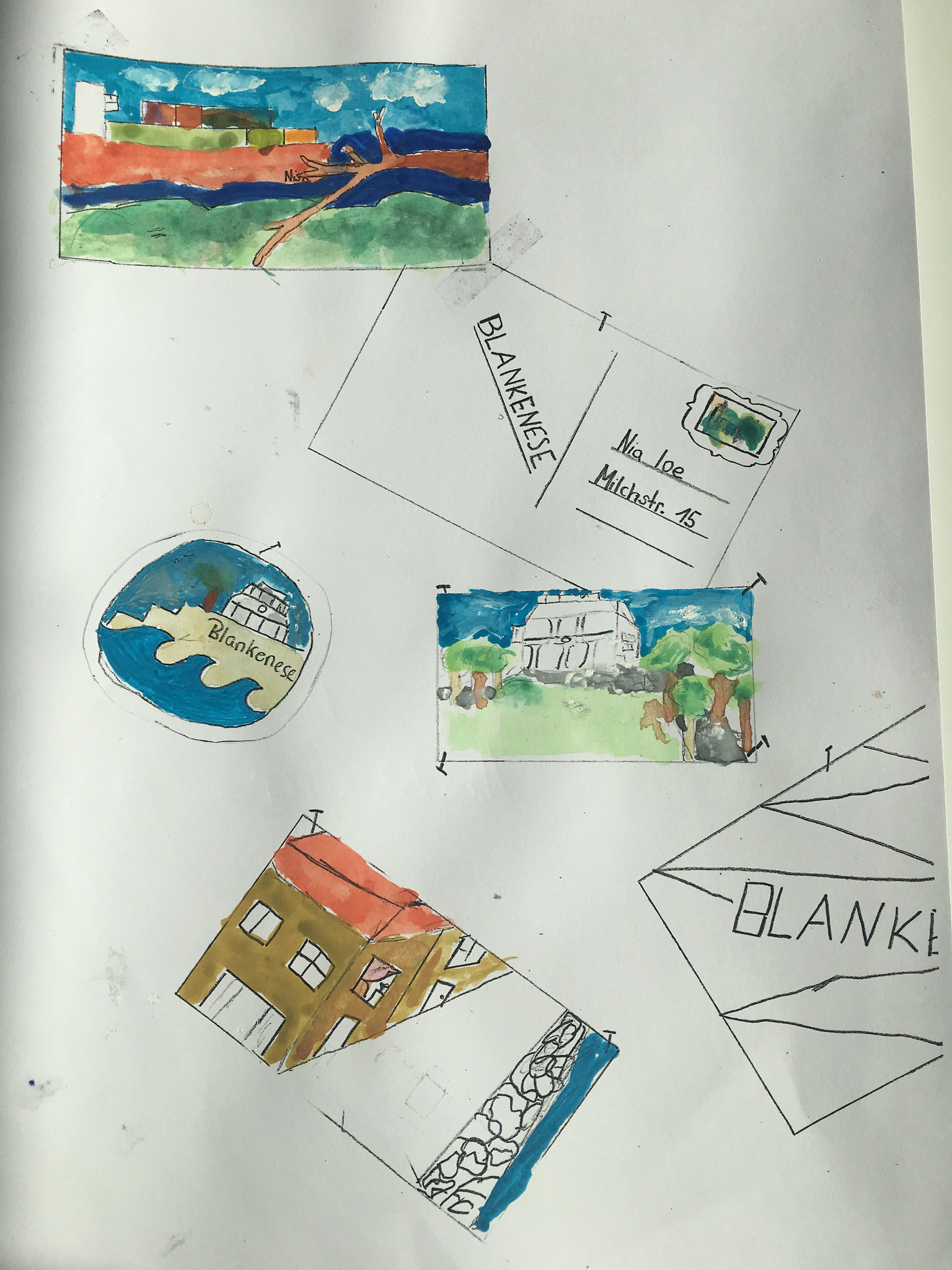 Sophia Singbarte, 11 Jahre - Marion Dönhoff Gymnasium