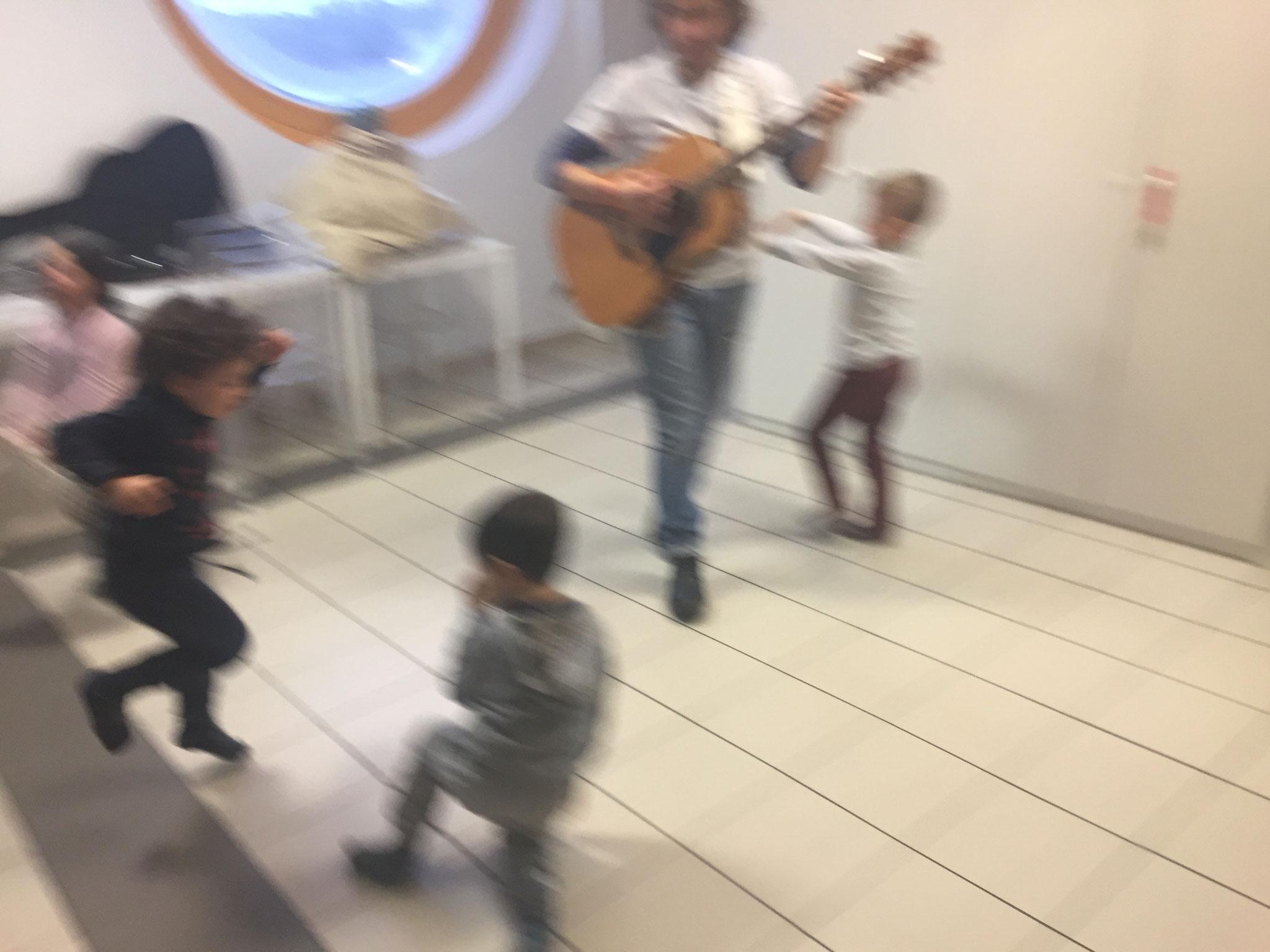 FESTA DI COMPLEANNO MUSICALE